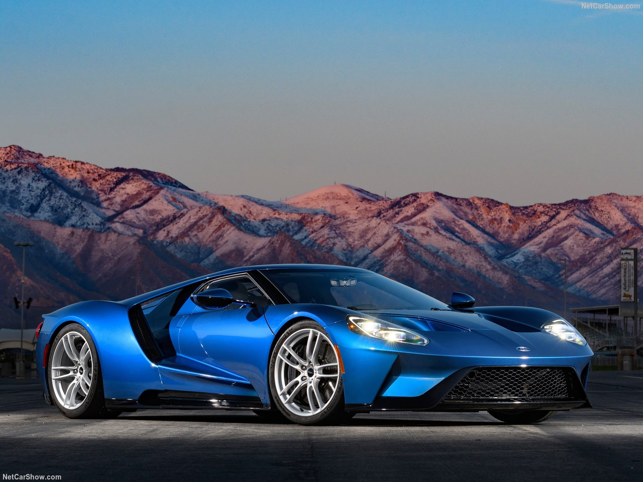 Ford GT photo 177471