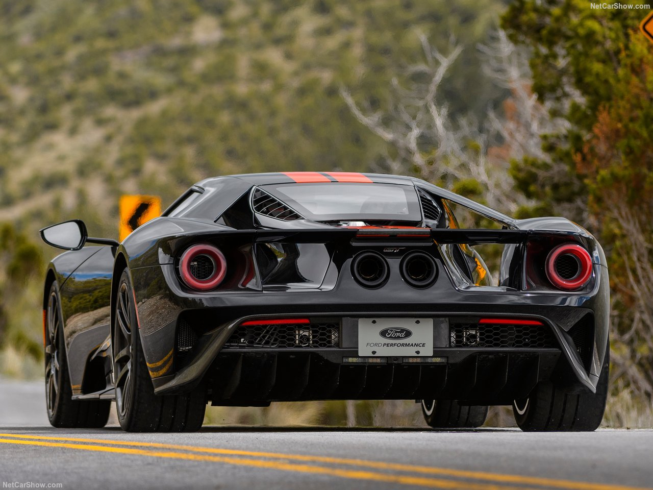 Ford GT photo 177480