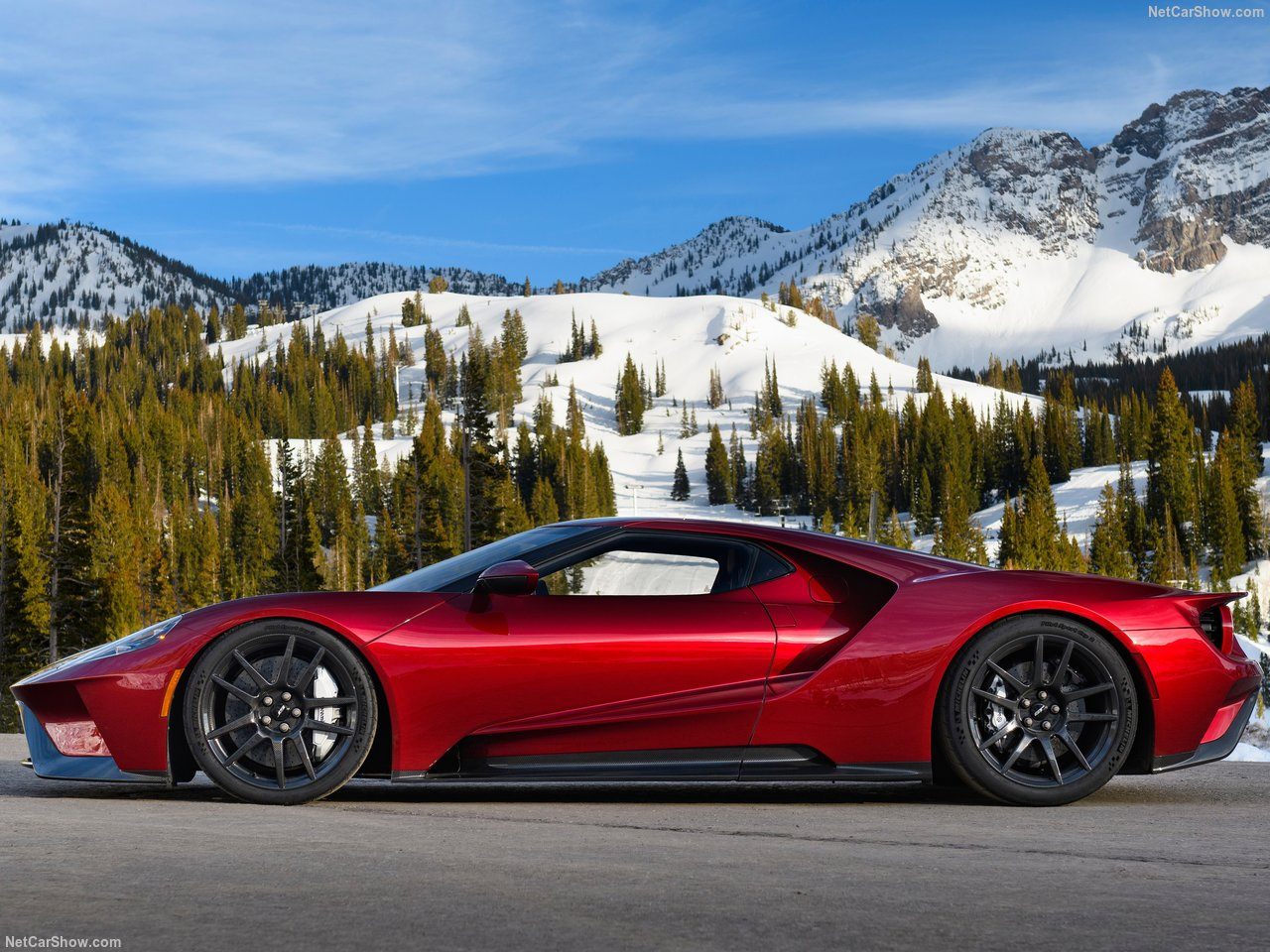 Ford GT photo 177485