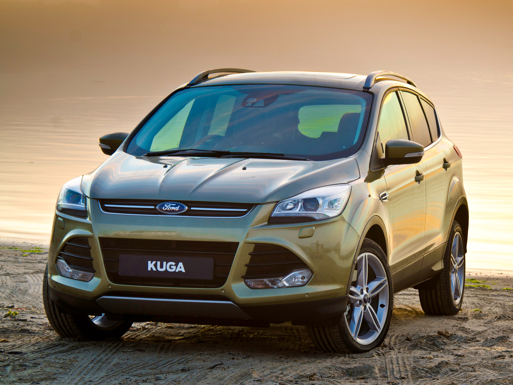 New ford kuga pictures