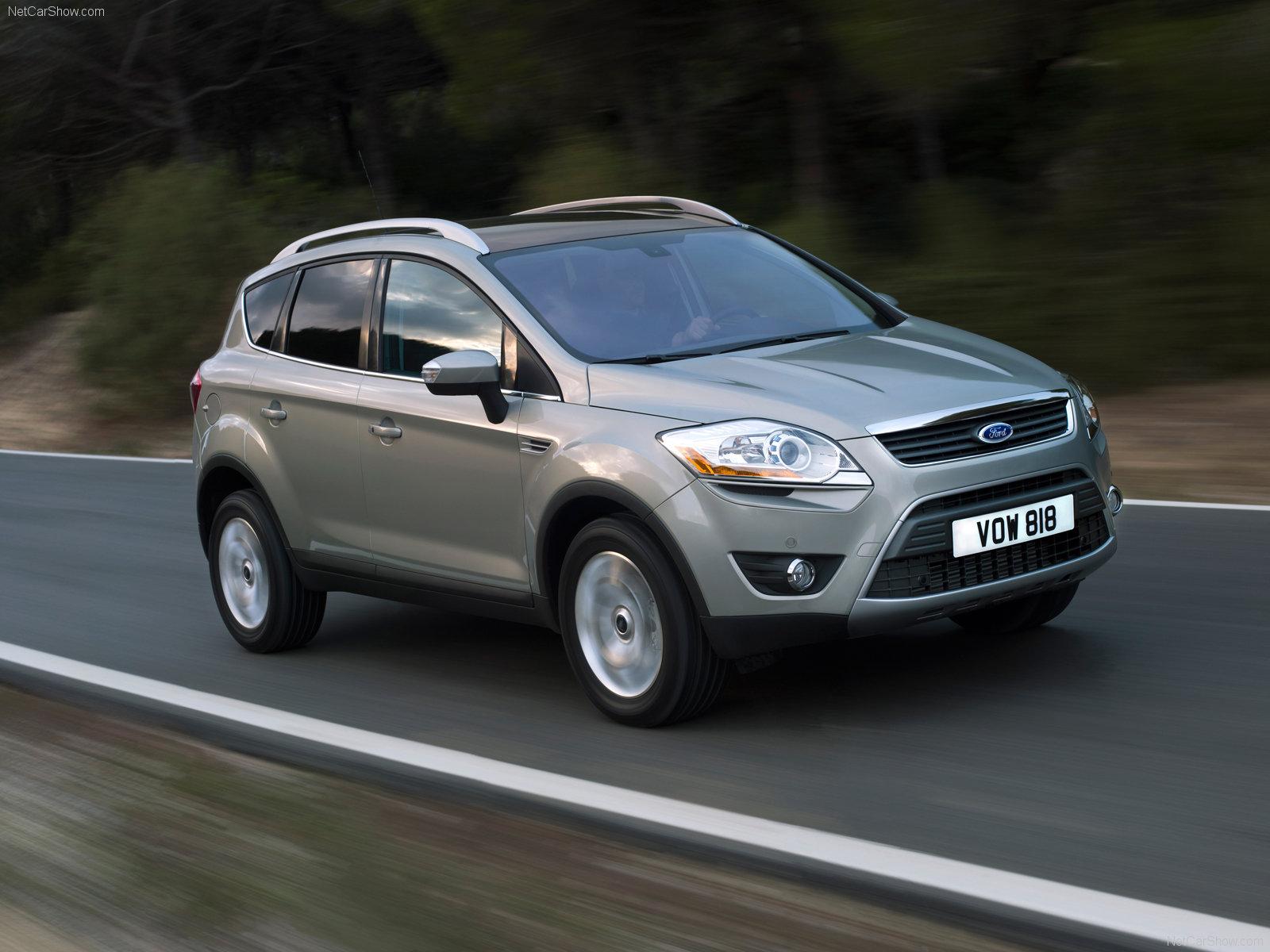 Купить Ford Kuga: 2135 предложений — Авто.ру