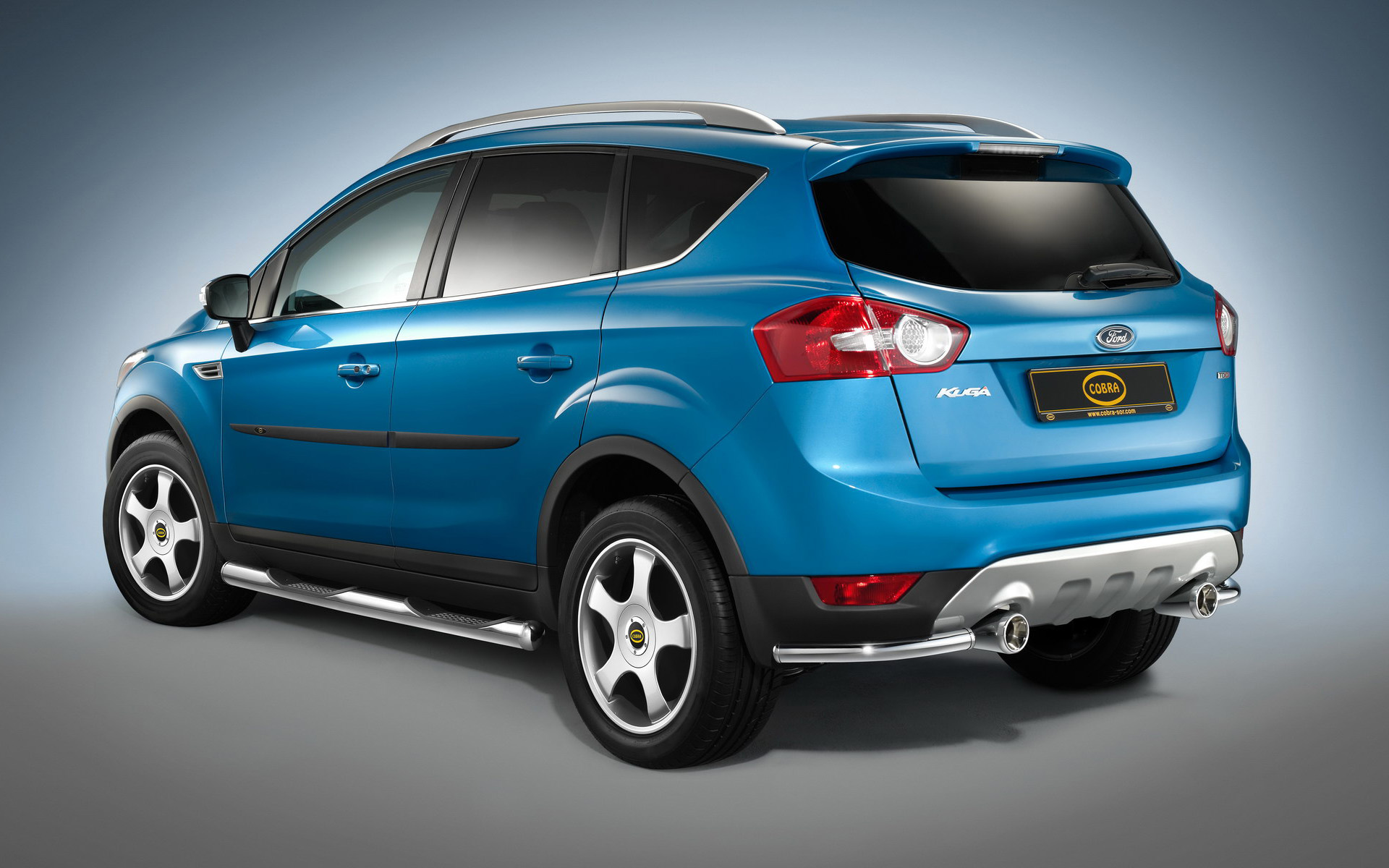 Ford Kuga Picture 56589 Ford Photo Gallery Carsbase Com