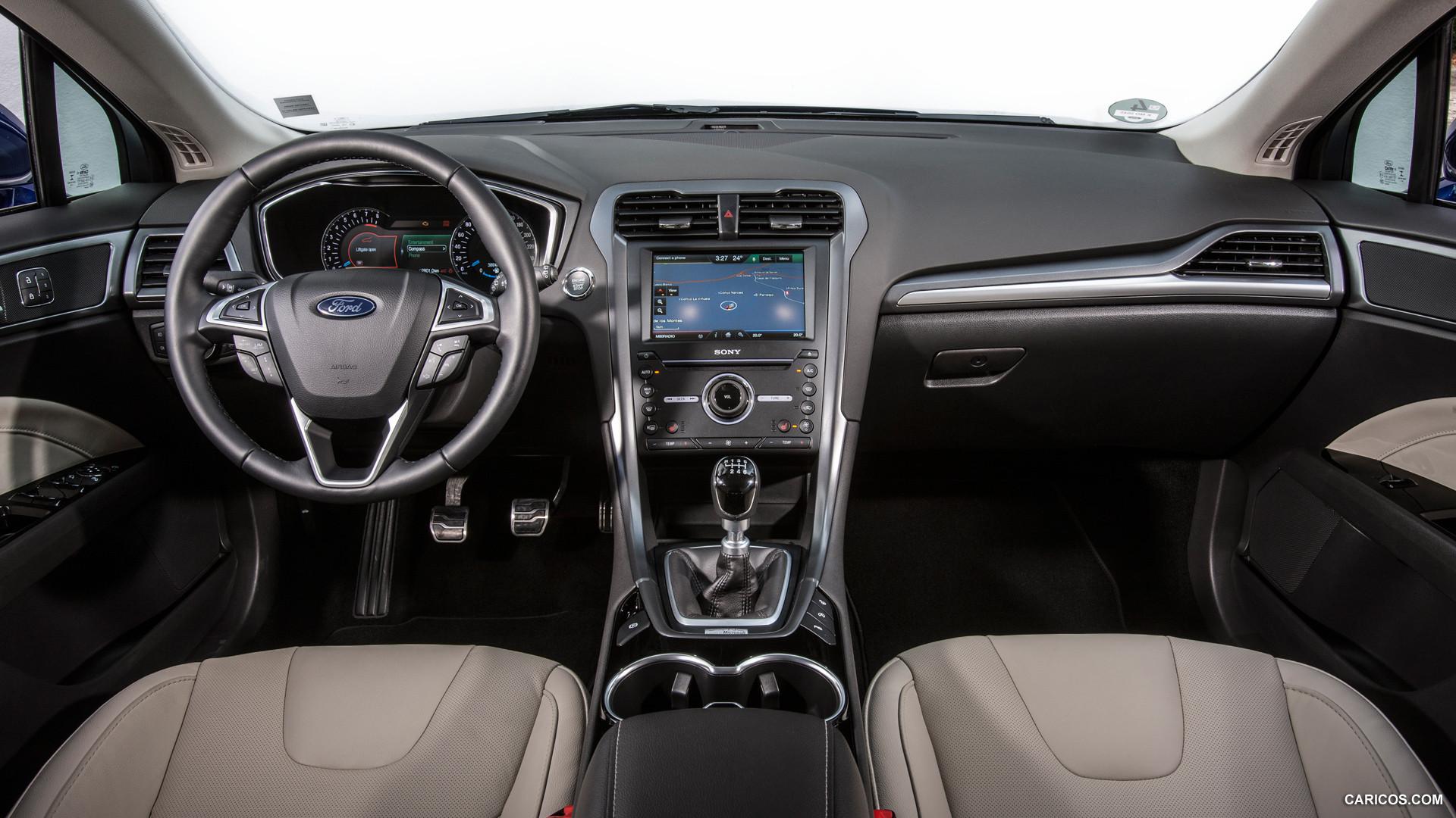 форд мондео 2015 салон