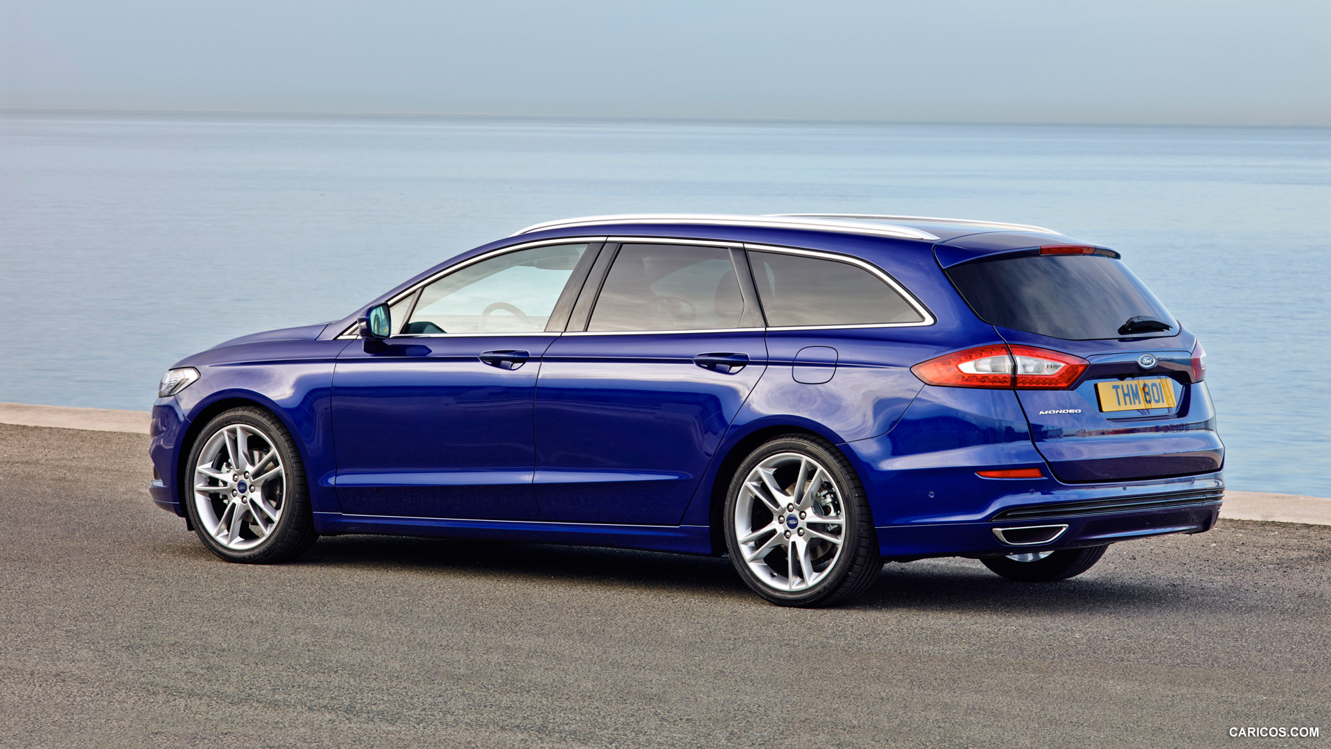 Ford Mondeo Wagon Photos Photogallery With 63 Pics