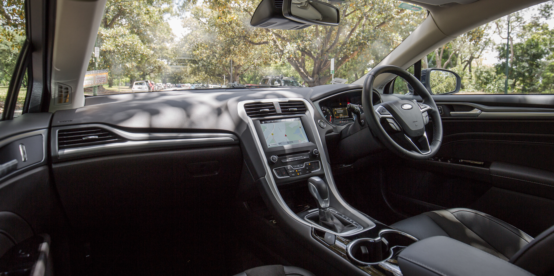 Ford Mondeo Wagon photo 175089
