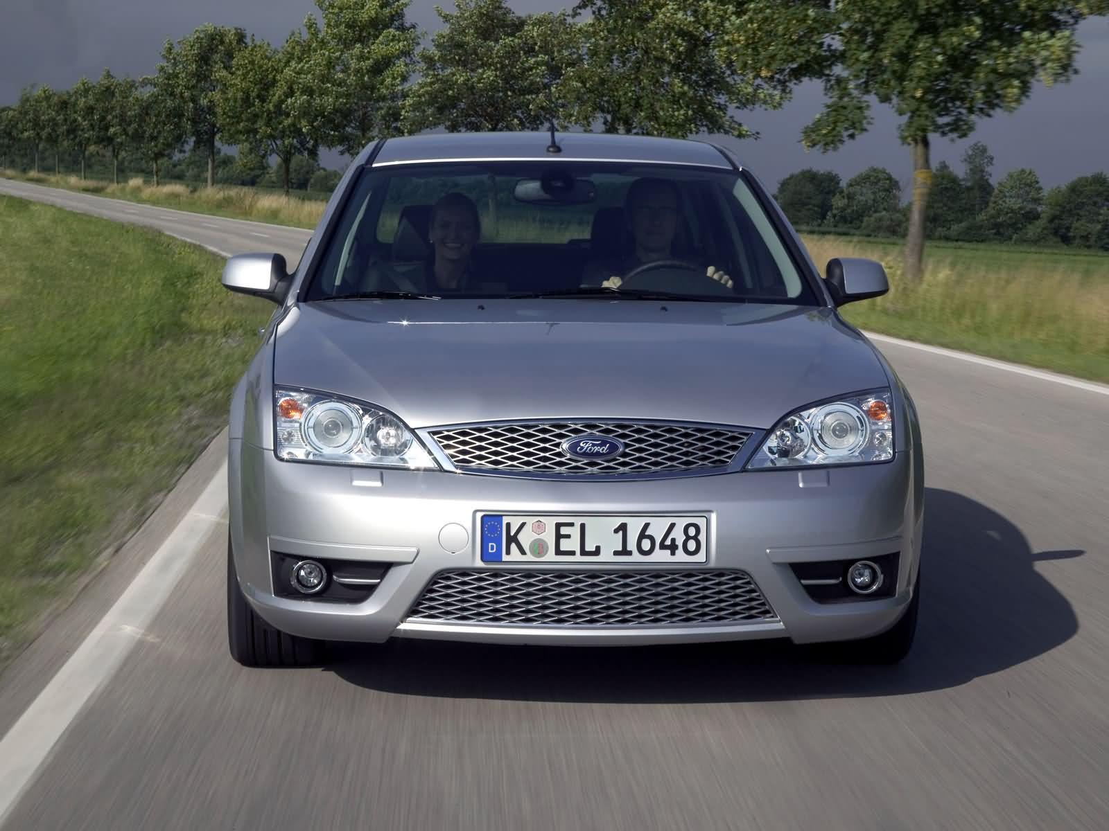 форд мондео 3 tdci #11