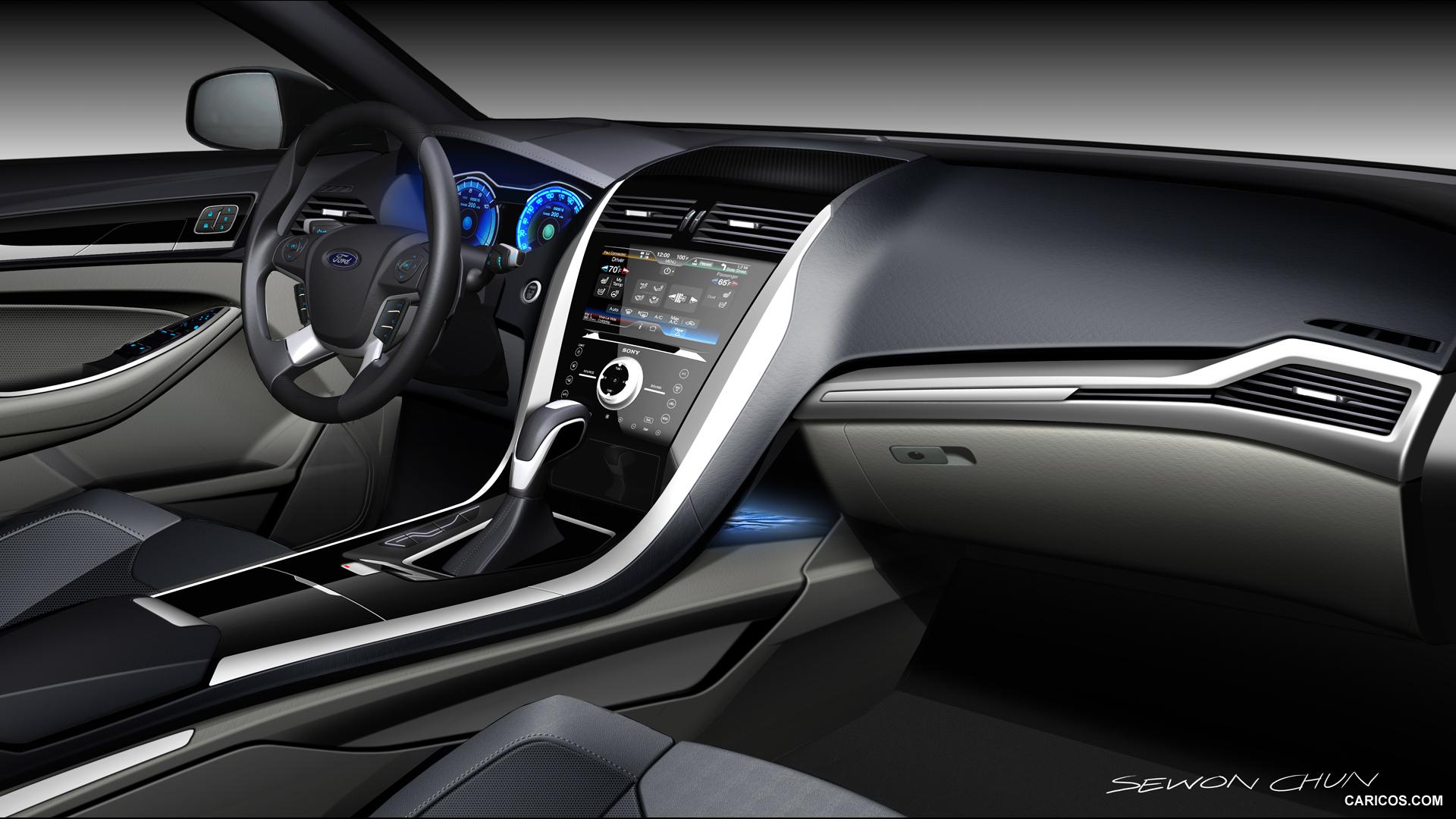 Ford Mondeo 2016 цена в России - TOPRUSCAR