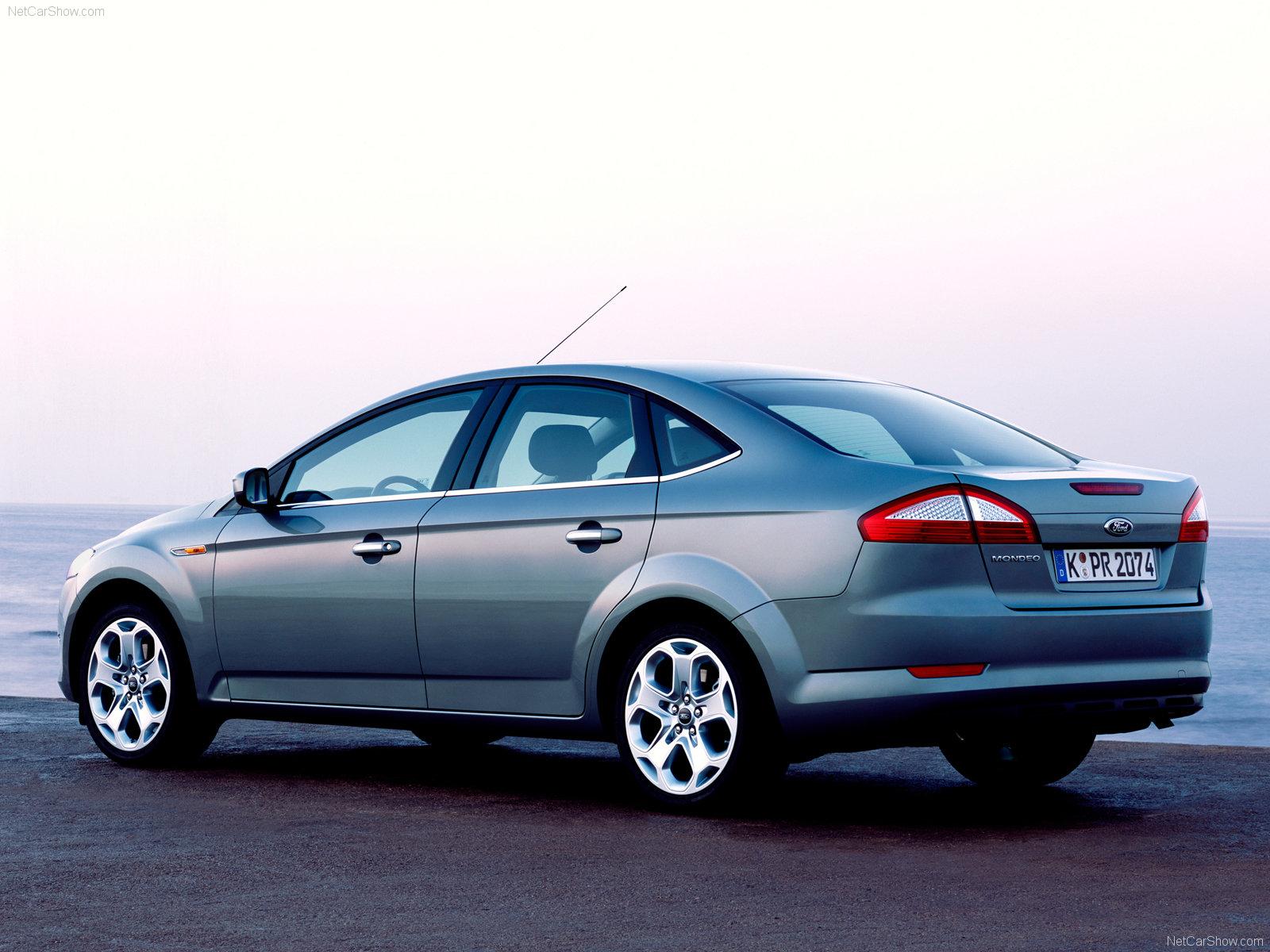 Новый Ford Mondeo 5 поколения - allcarz.ru