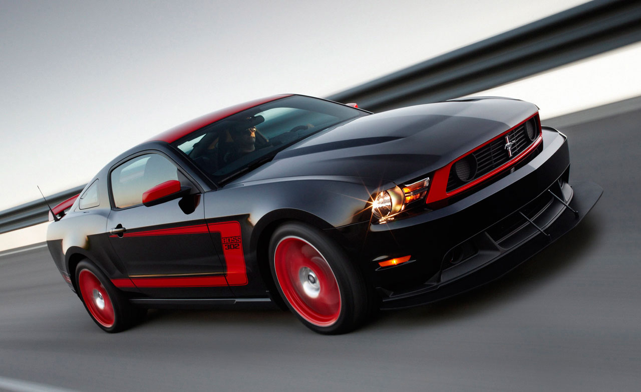 Ford Mustang Boss Sx Pic