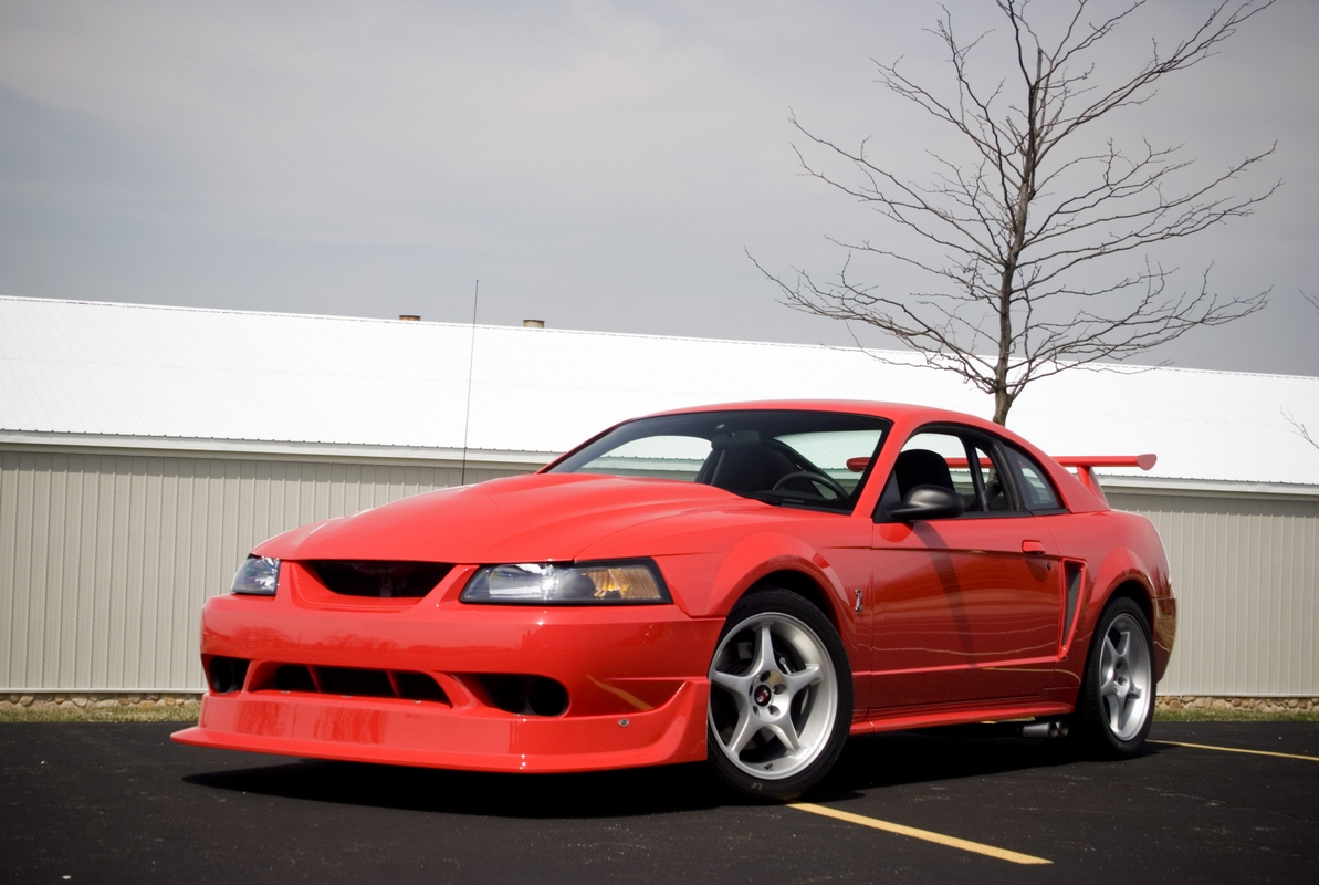 Ford Mustang Cobra R Photos Photogallery With 9 Pics