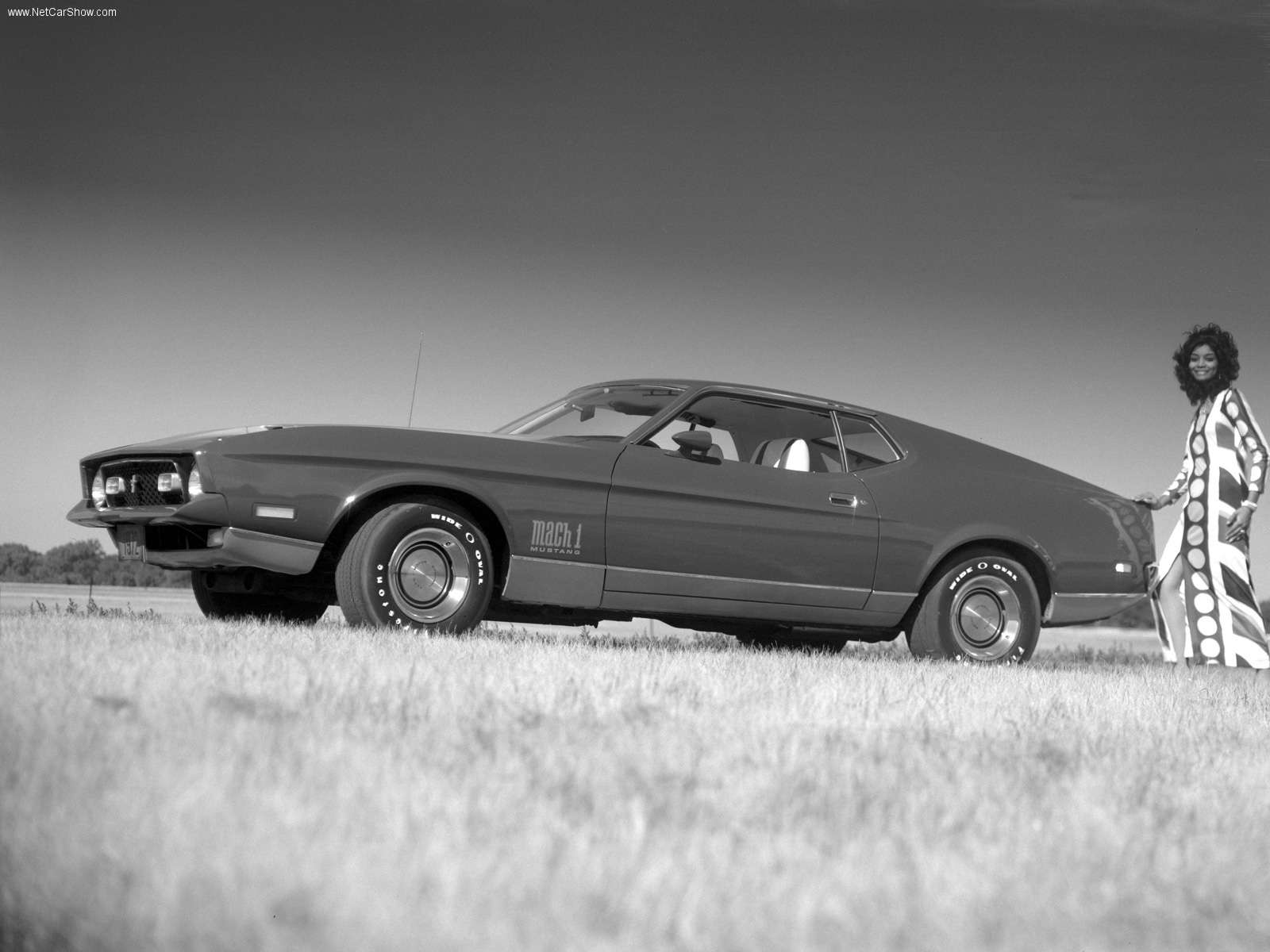 Ford Mustang Mach I photos Gallery with 5 pics CarsBase