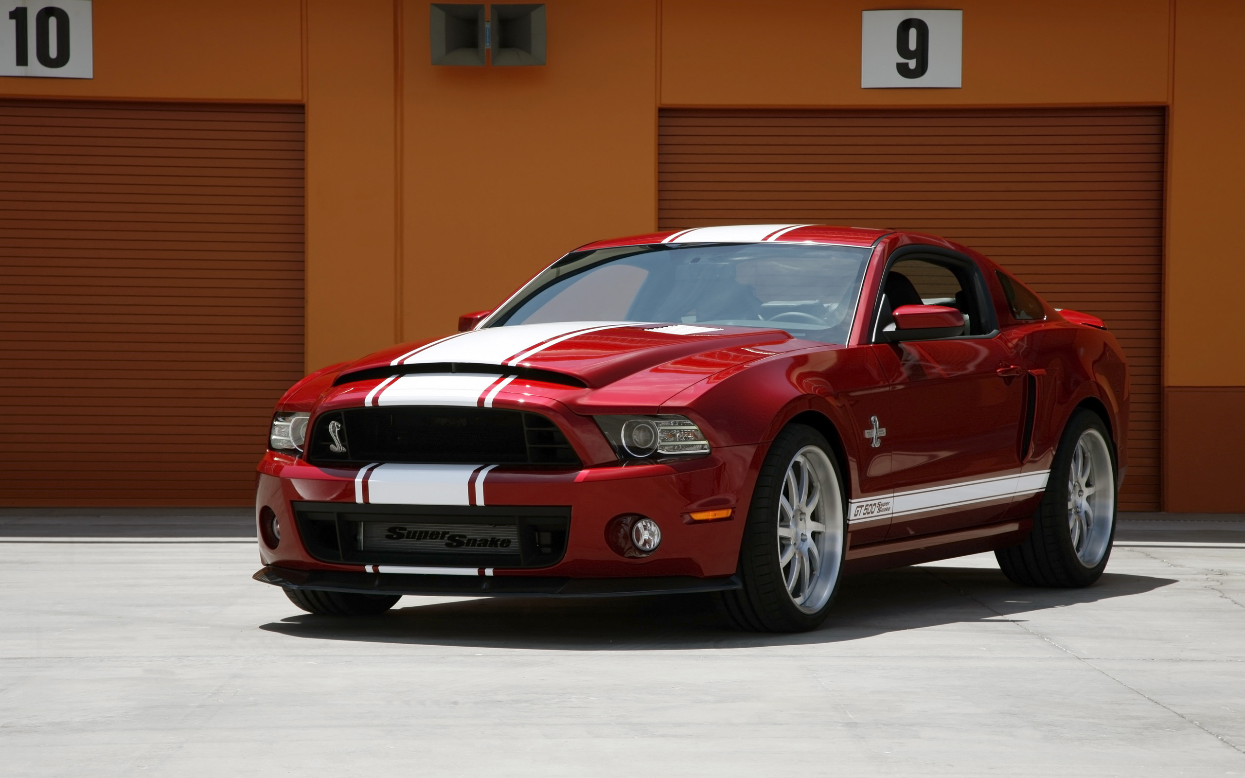 Ford Mustang Shelby Gt500 Super Snake Photos