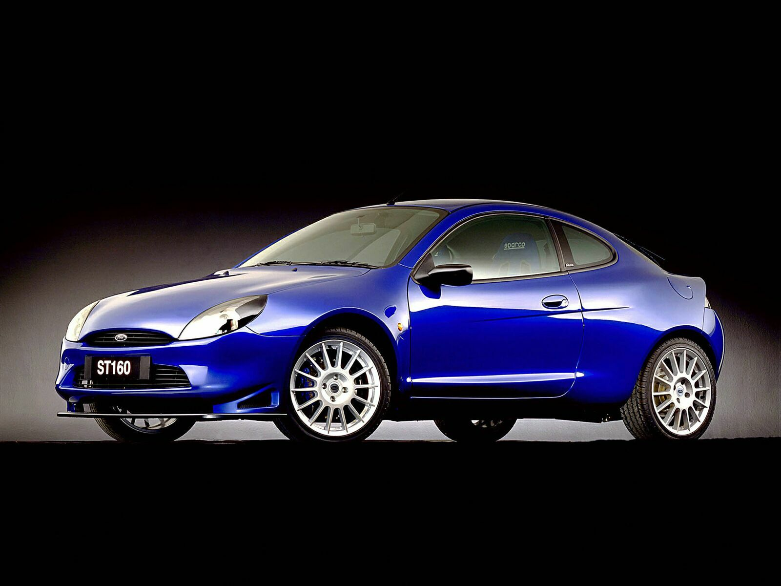 Ford Puma Picture 10688 Ford Photo Gallery Carsbase Com