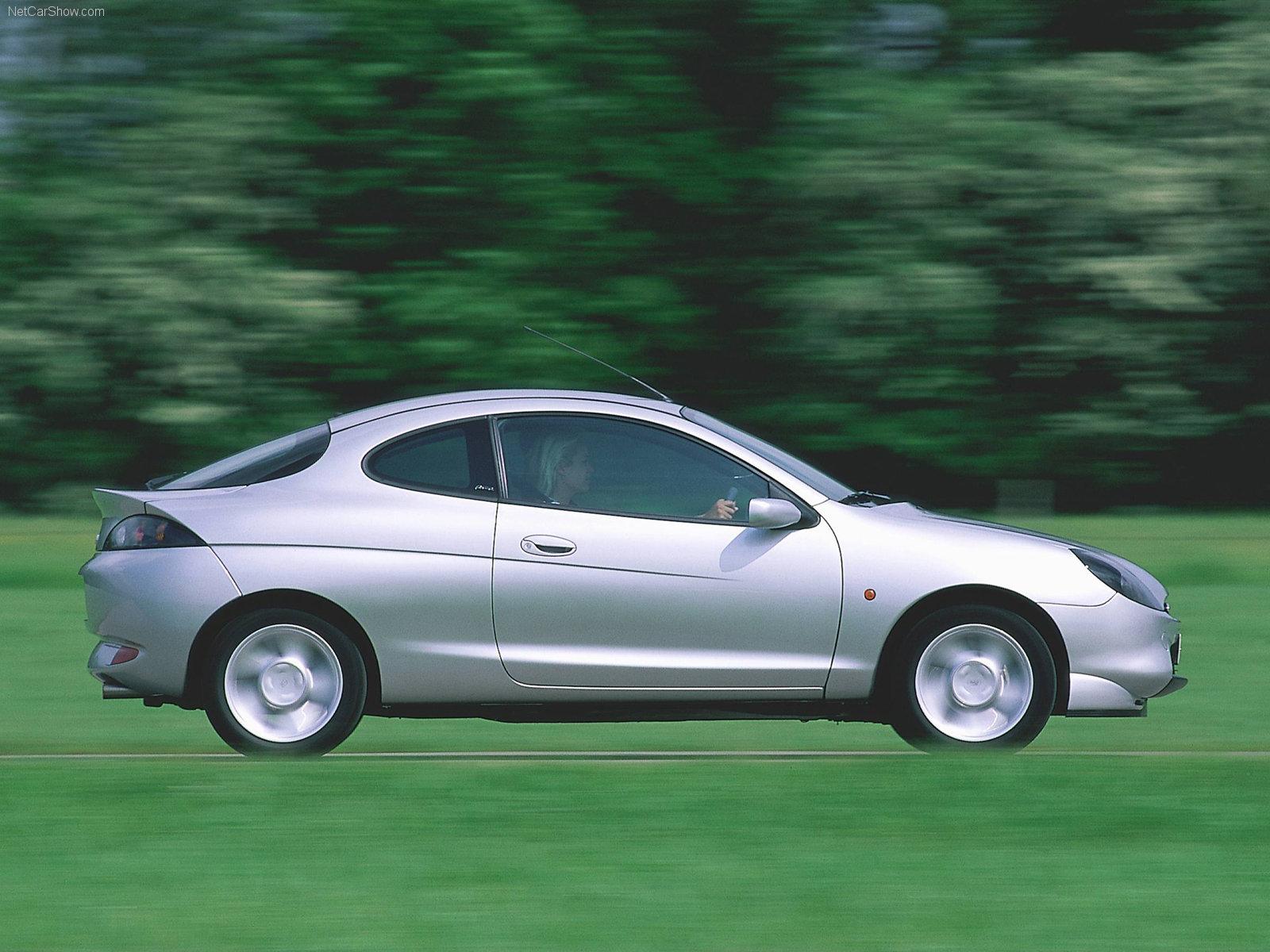 Ford Puma photos - PhotoGallery with 29 pics| CarsBase.com