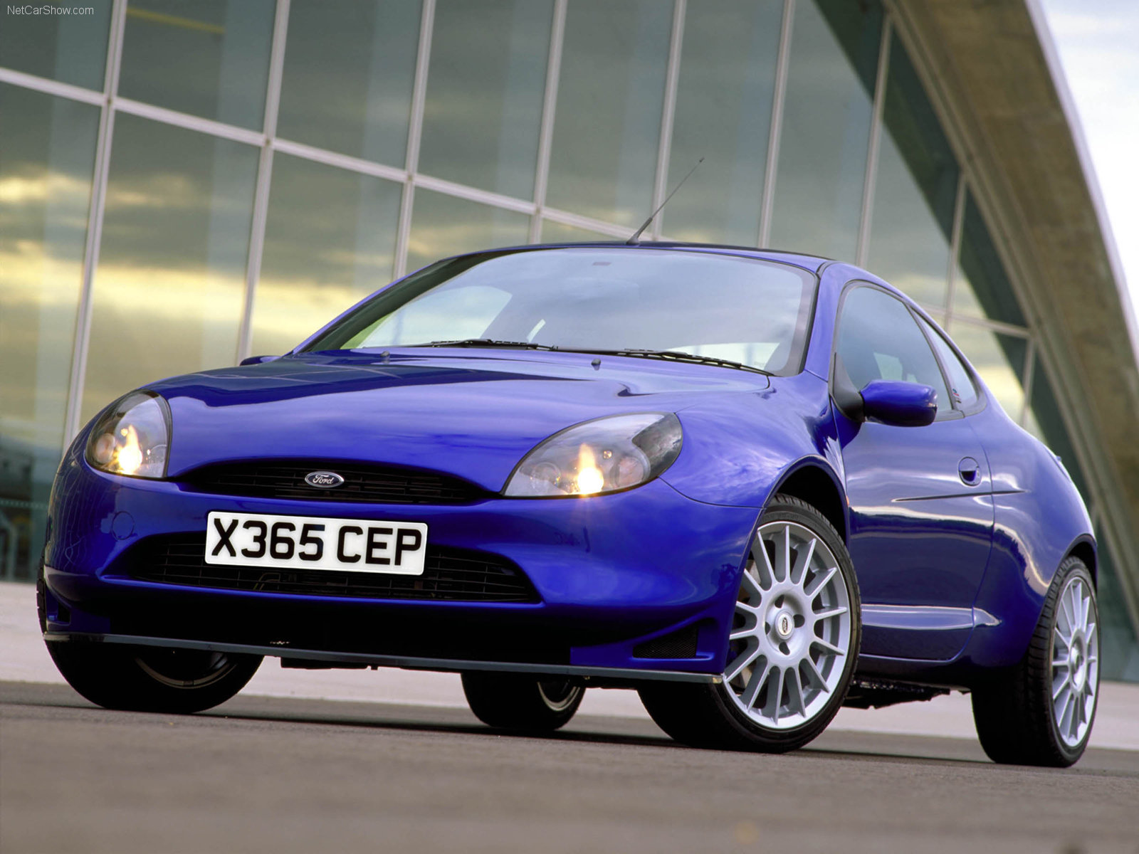 Ford Puma Picture 32983 Ford Photo Gallery Carsbase Com