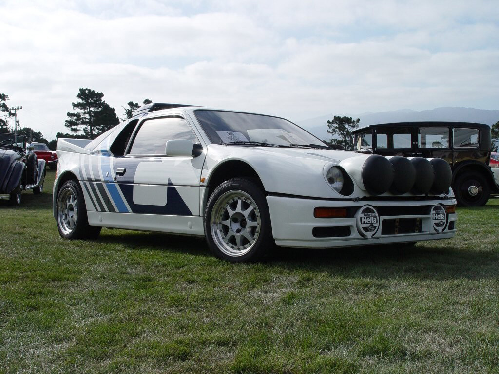 Ford RS200 photo #39896