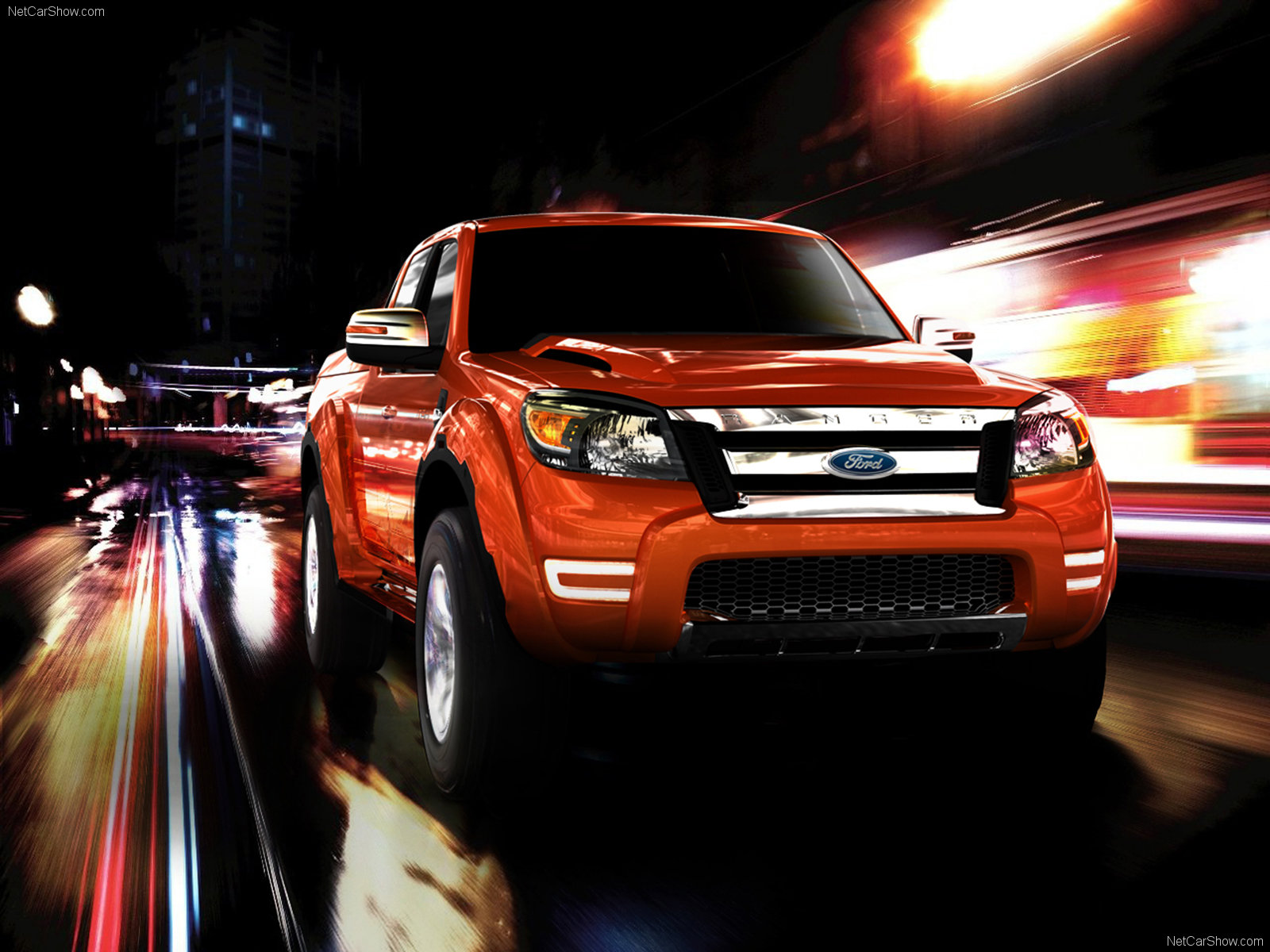 Ford Ranger Max Concept photos - PhotoGallery with 6 pics ...