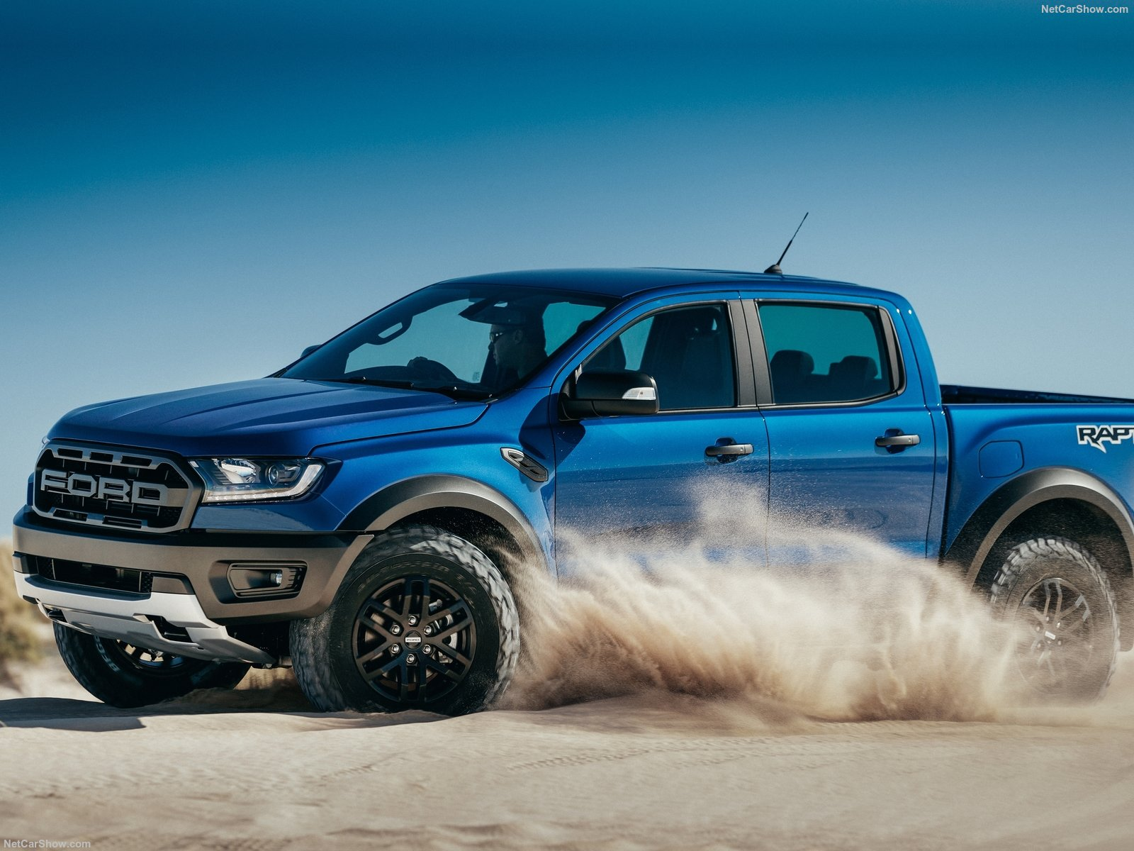 Ford Ranger Raptor photo 186207