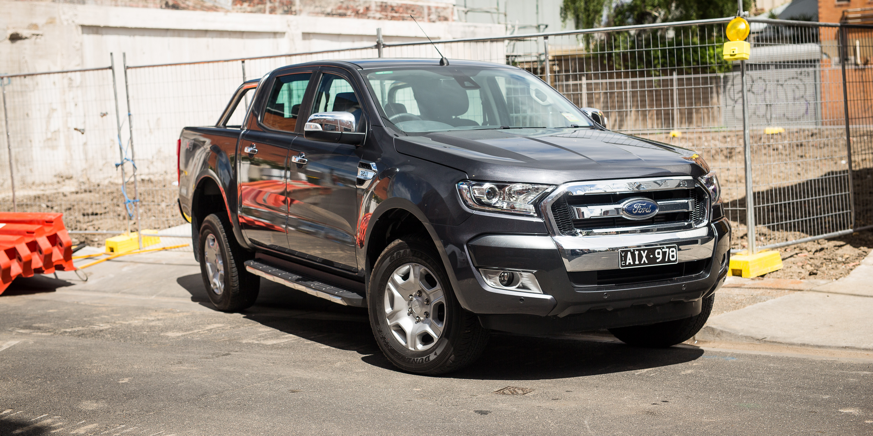 Ford Ranger photo 173025