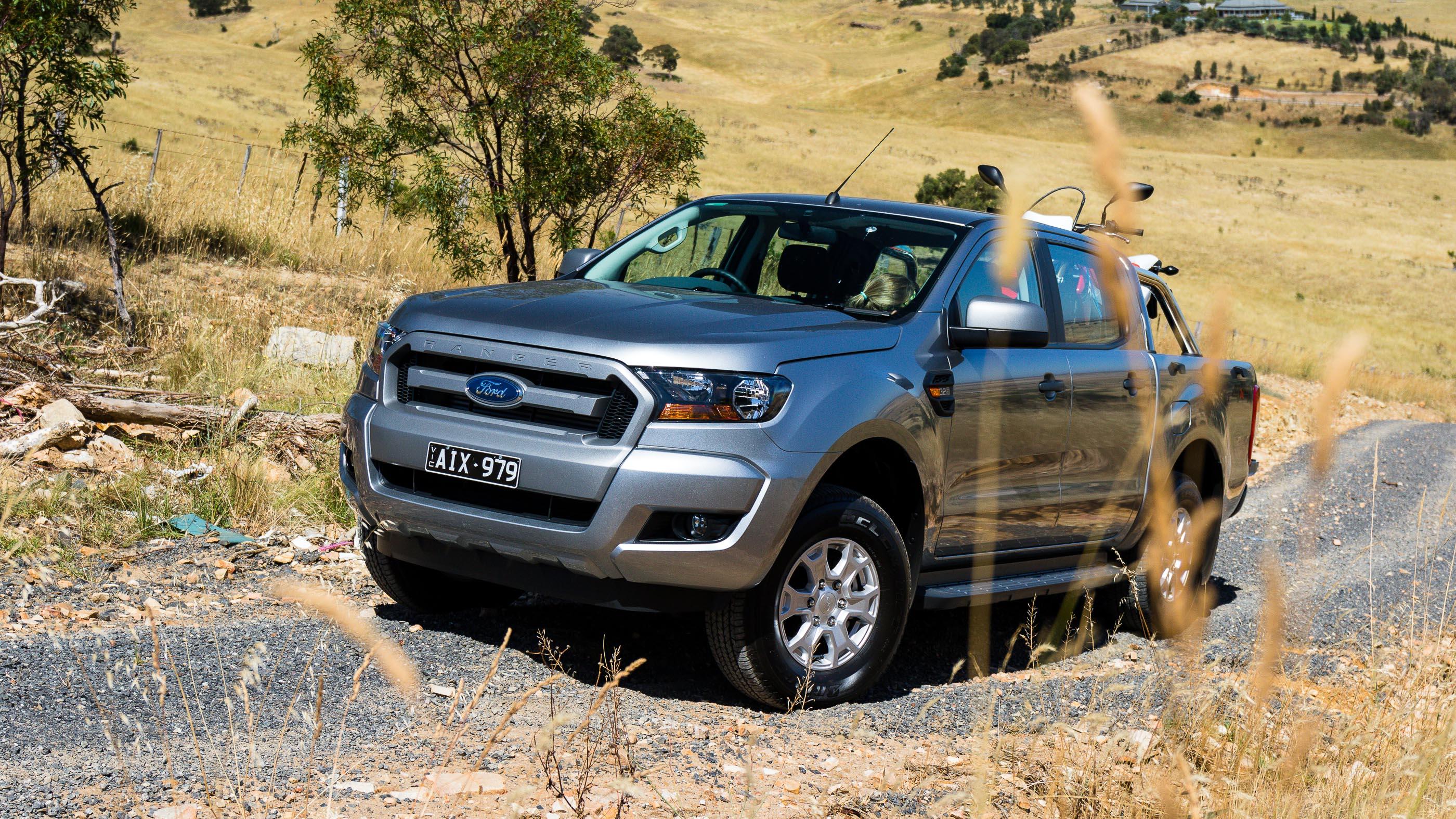 Ford Ranger photo 174352