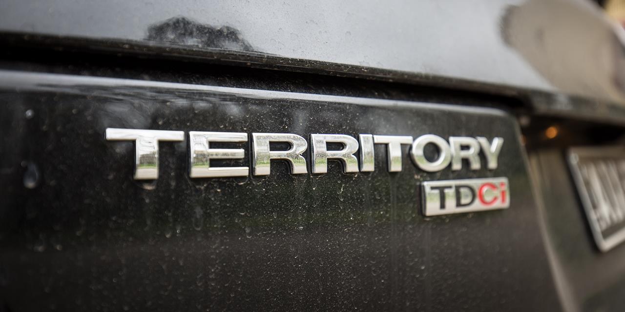 Ford Territory photo 170100