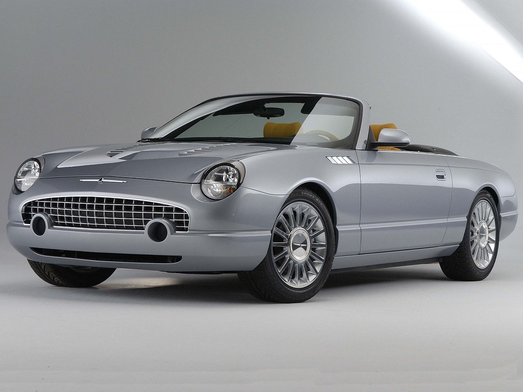 Ford Thunderbird Picture 690 Ford Photo Gallery