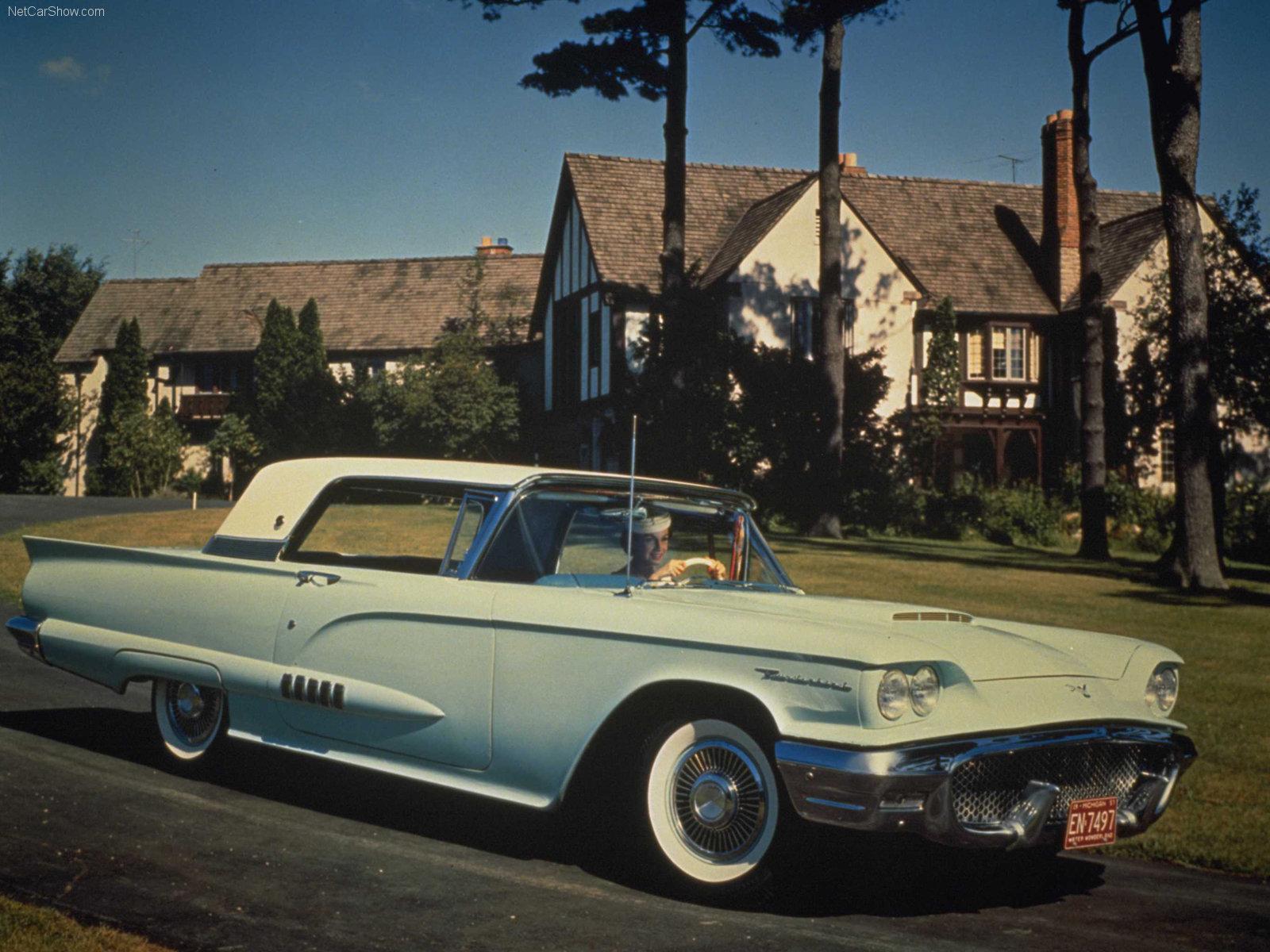 Ford Thunderbird photos Gallery with 42 pics CarsBase