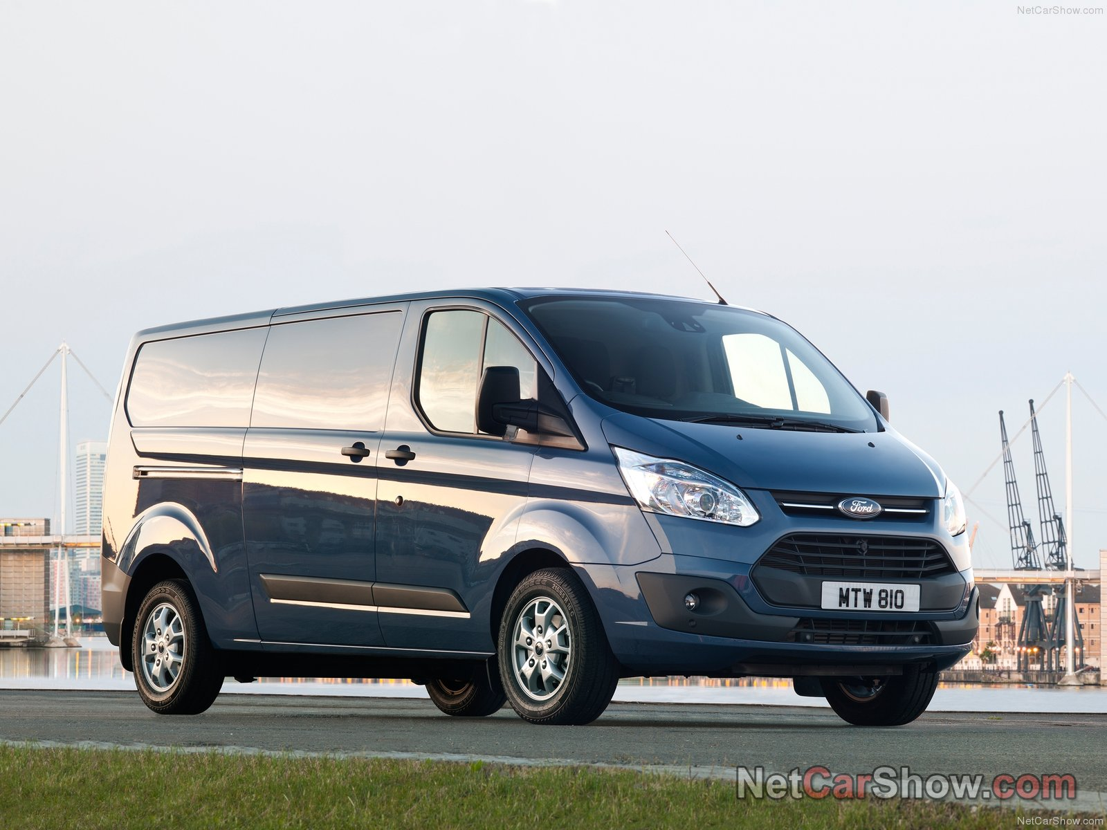 Altezza Transit Custom Ford Transit Custom