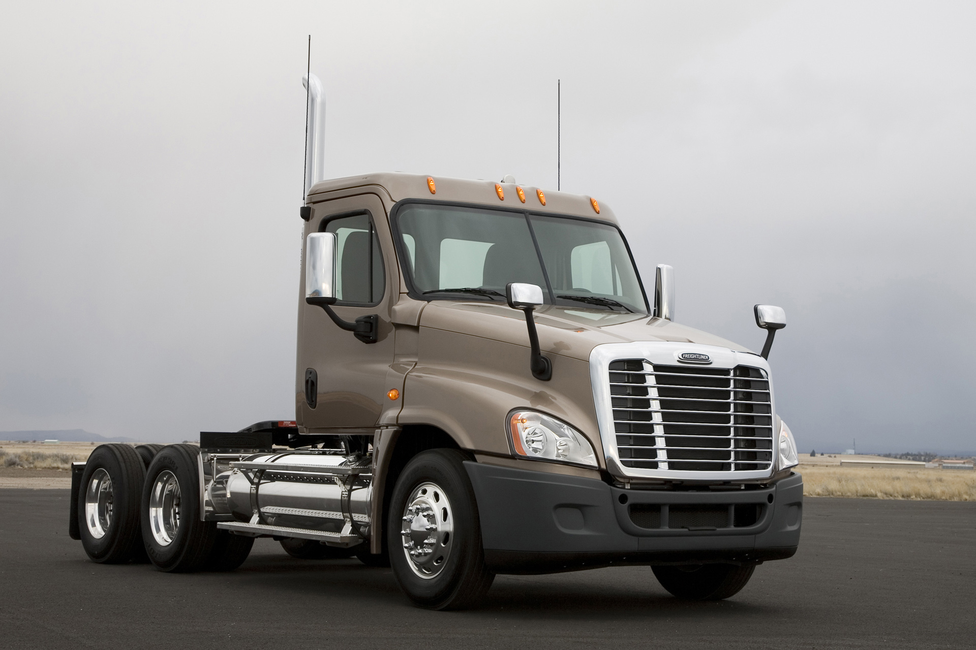 Freightliner Cascadia Photos Photogallery With 13 Pics