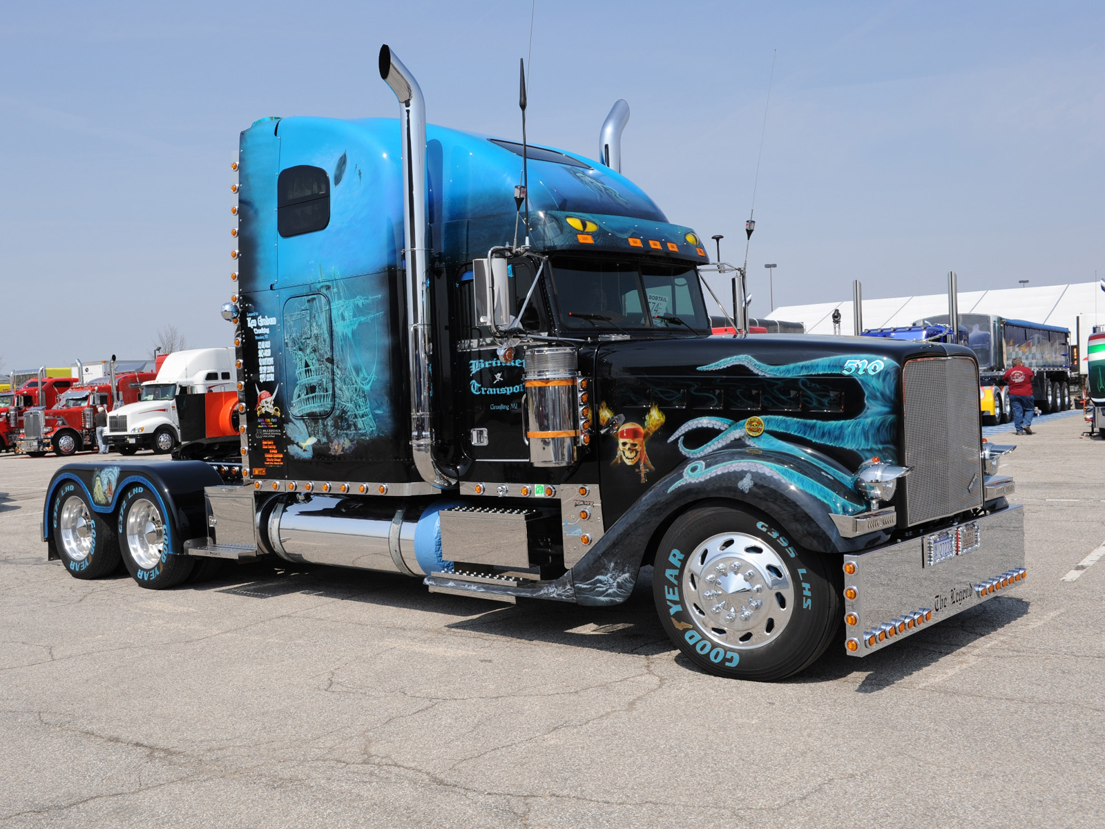 Freightliner Classic photos - PhotoGallery with 21 pics ...