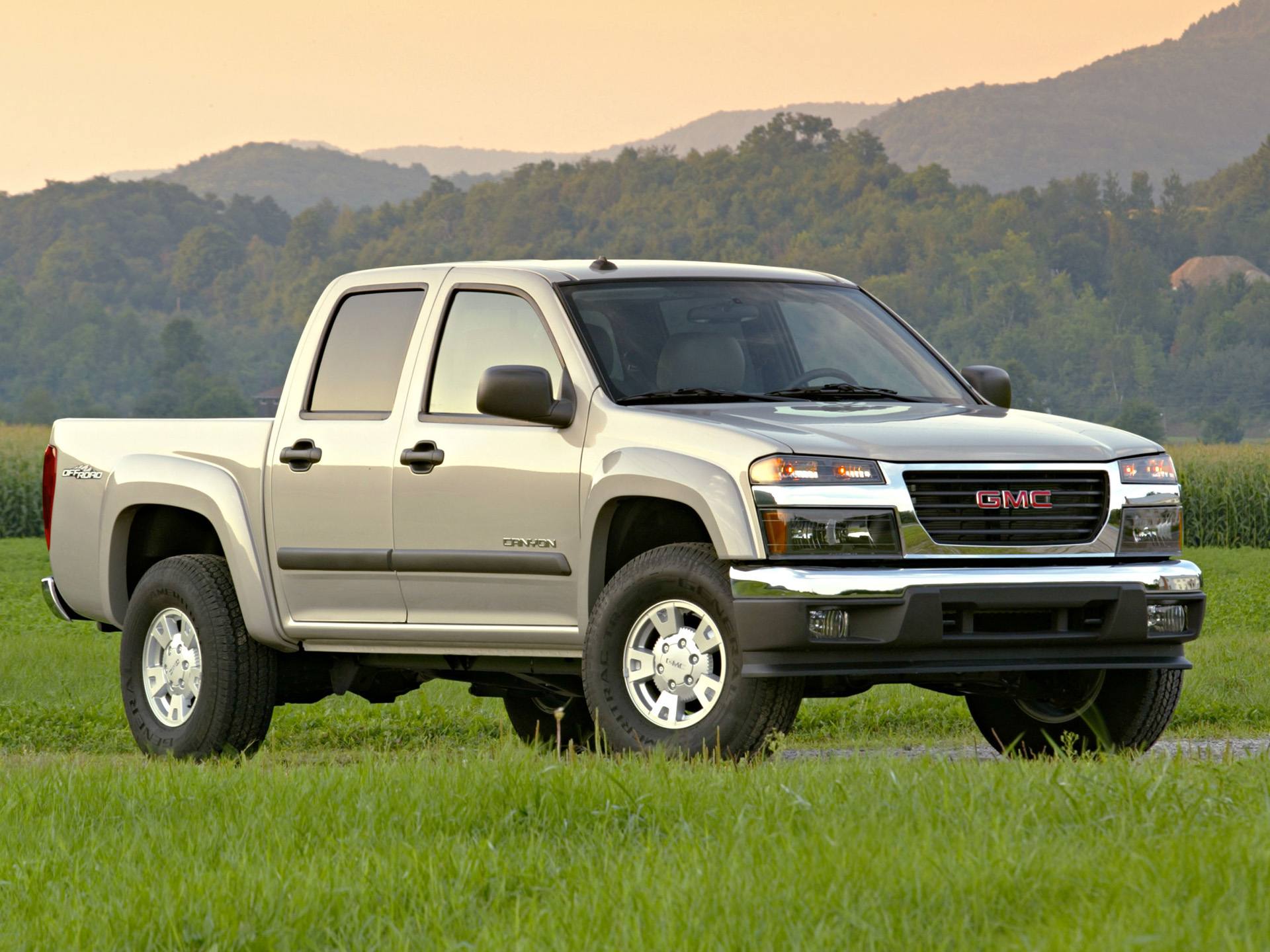 GMC Canyon Pickup Truck