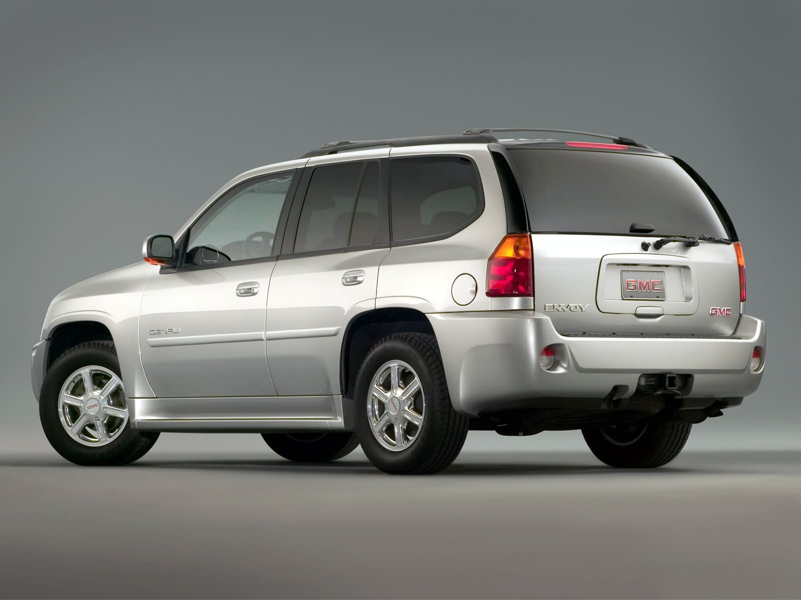 You can vote for this GMC Envoy photo