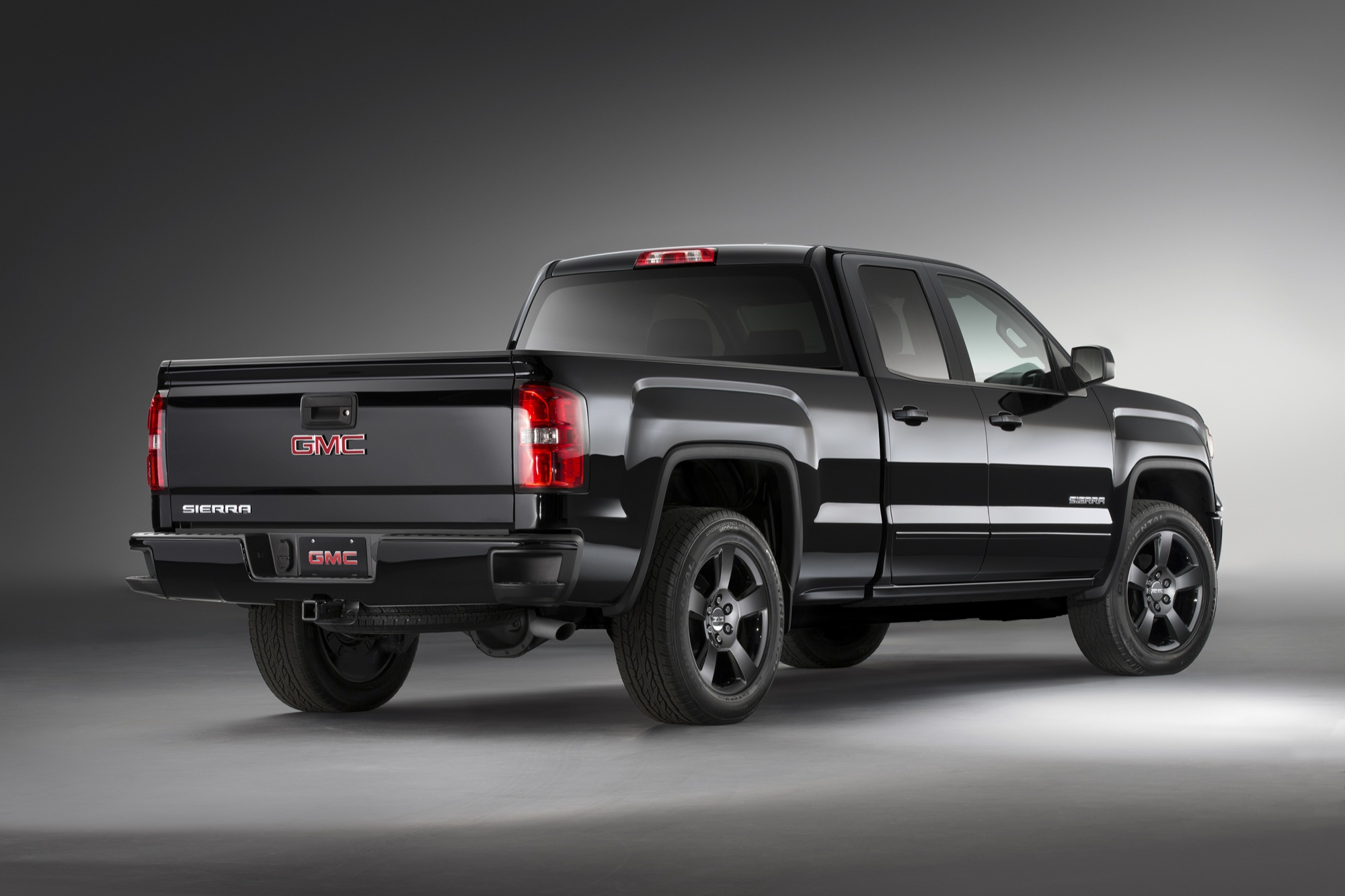 GMC Sierra Elevation Edition photos Gallery with 7 pics