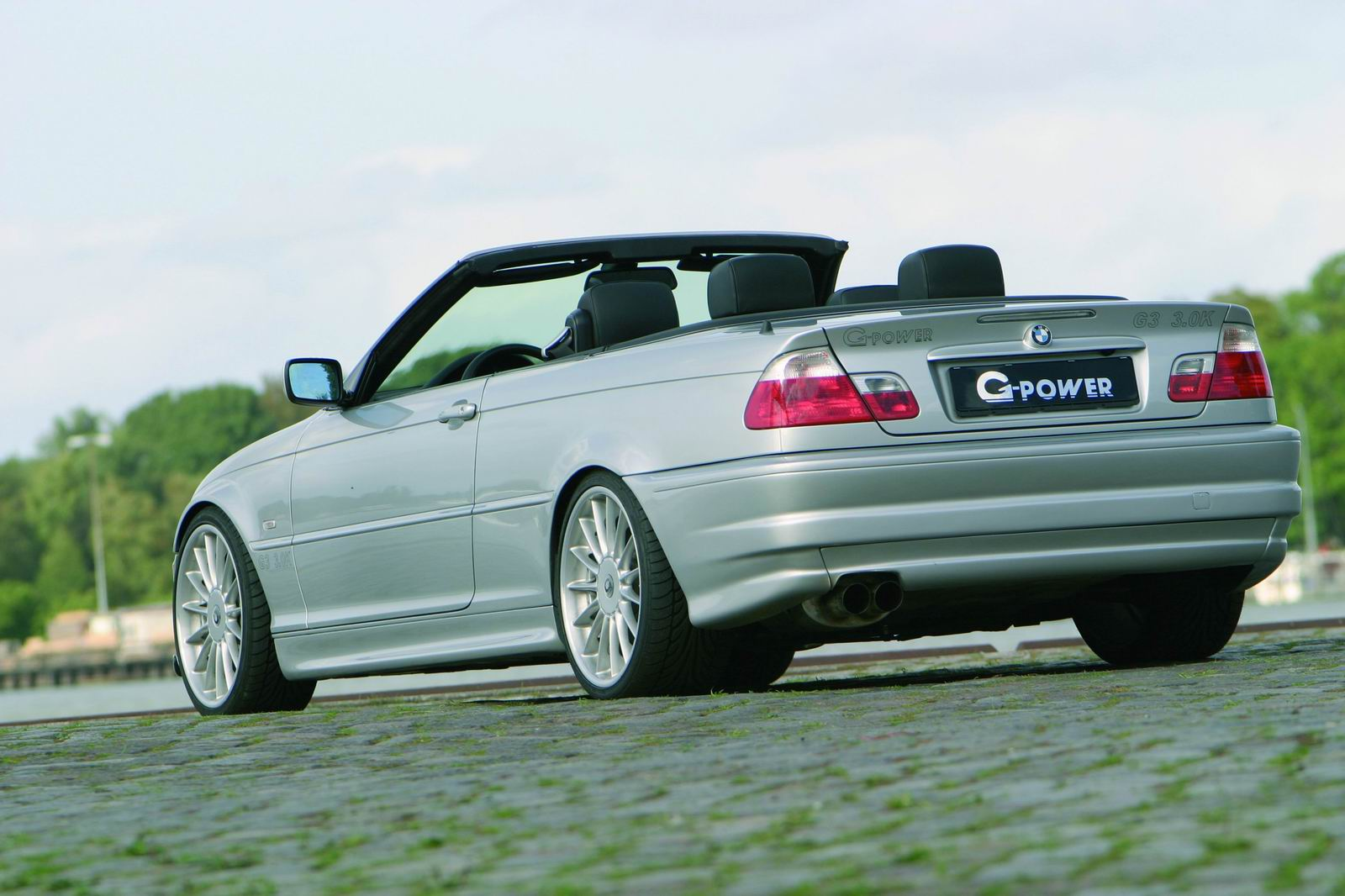 g power bmw 3 series cabrio e46 photos photogallery with 10 pics. Black Bedroom Furniture Sets. Home Design Ideas