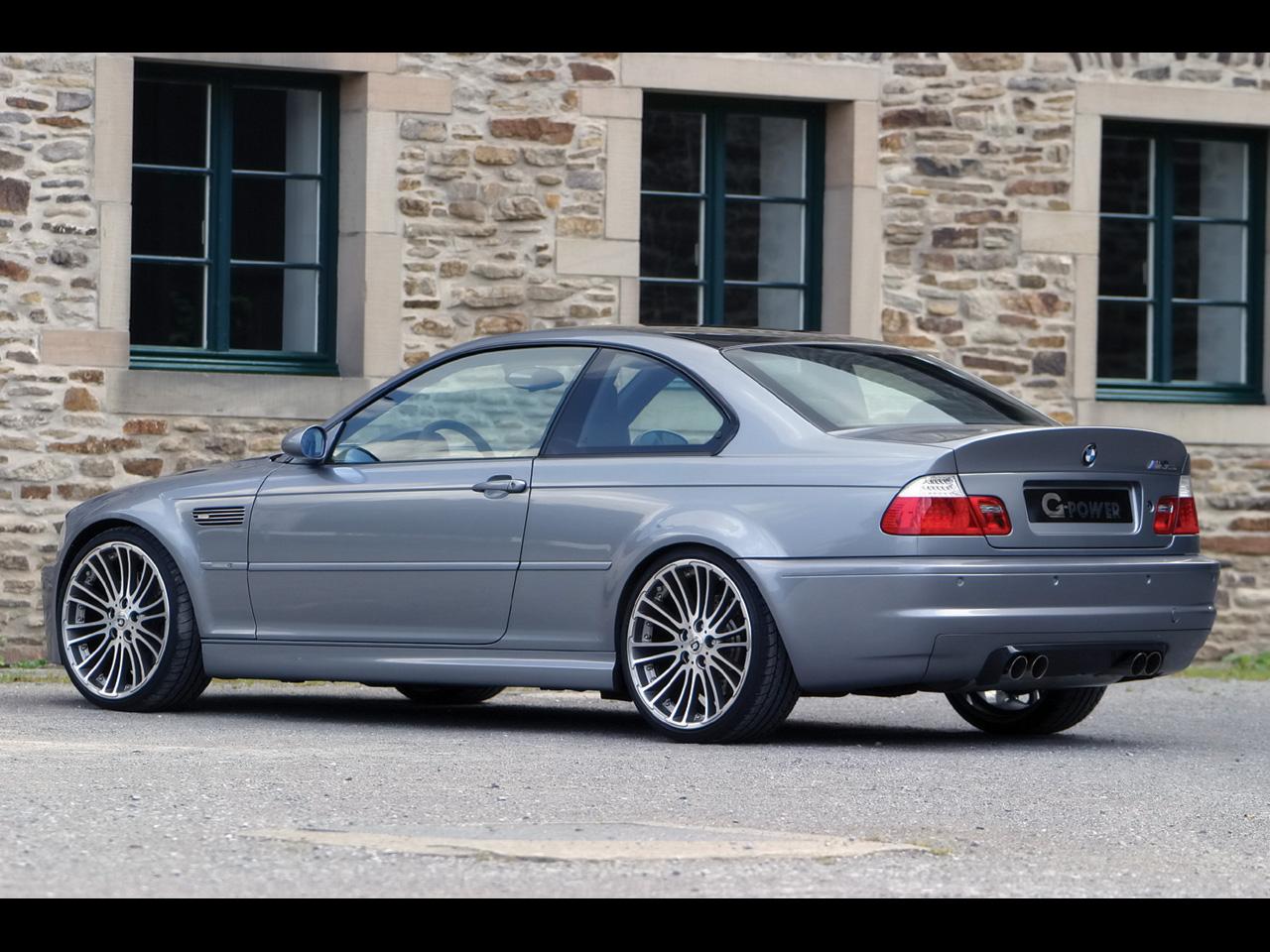 BMW G3 CSL V10 (E46) photo