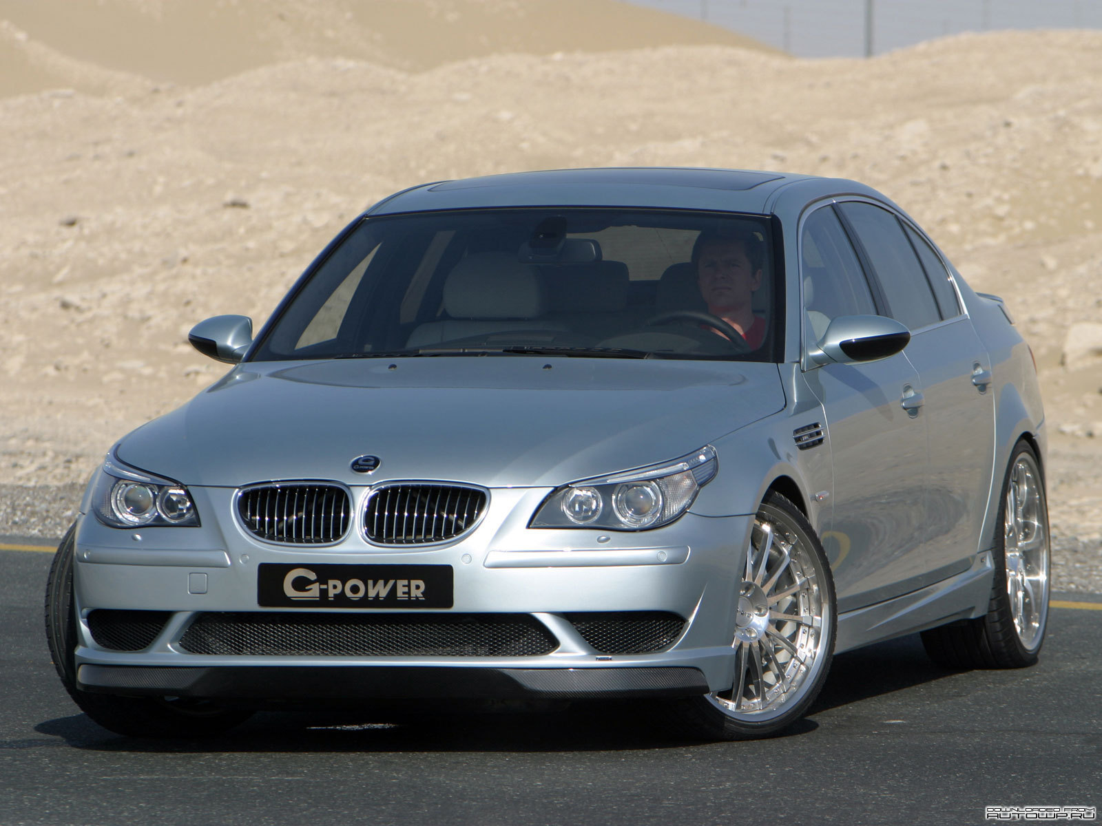 G Power BMW G5 5.0S photos - PhotoGallery with 7 pics| CarsBase.com
