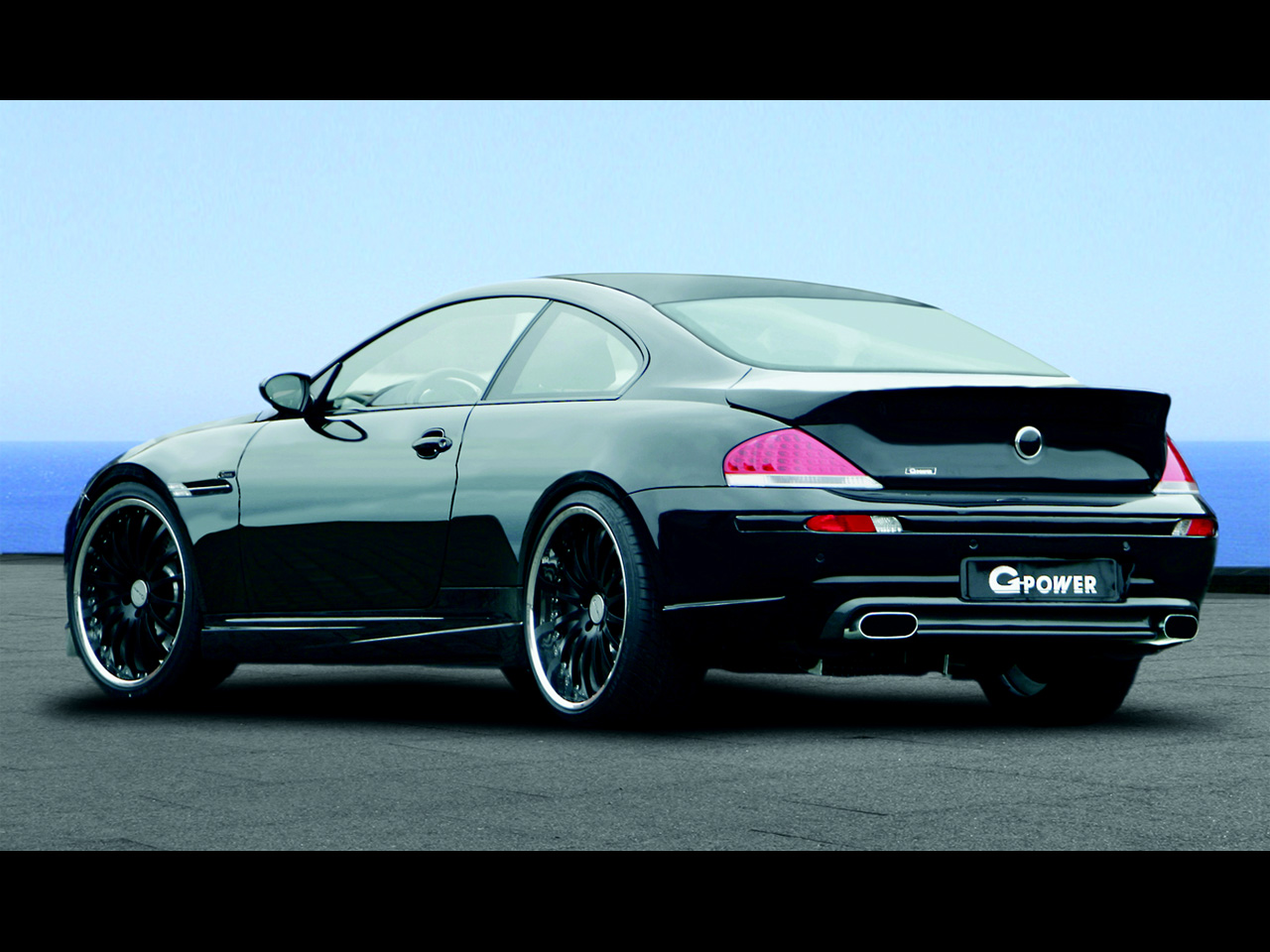 G Power Bmw G6 V10 Coupe E63 Photos Photogallery With