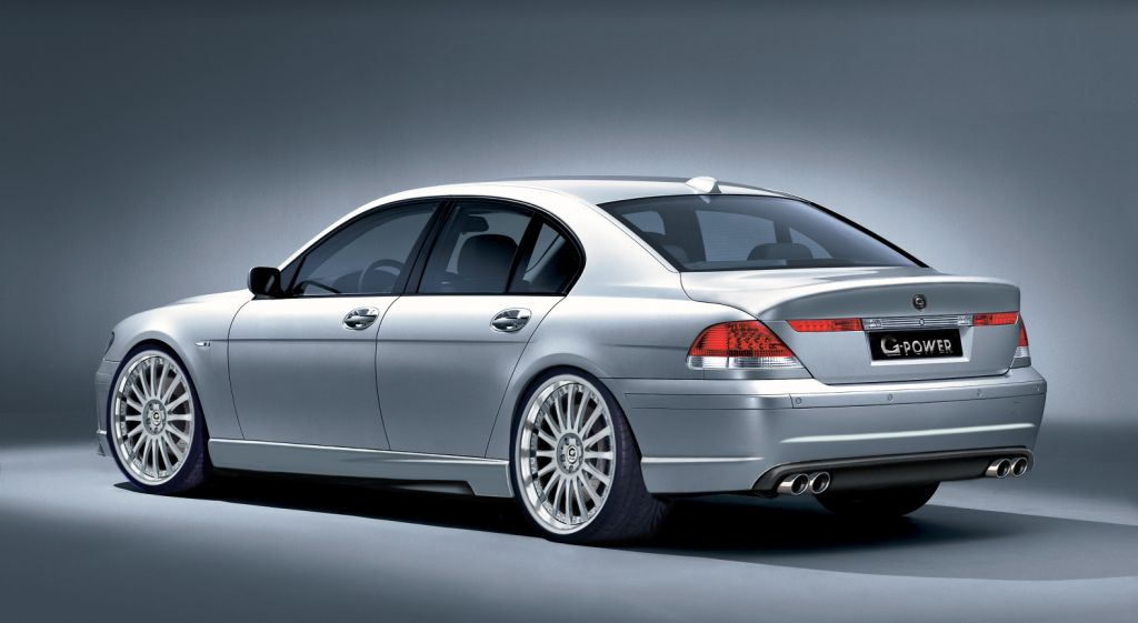 G Power Bmw G7 5 2 K E65 Photos Photogallery With 7