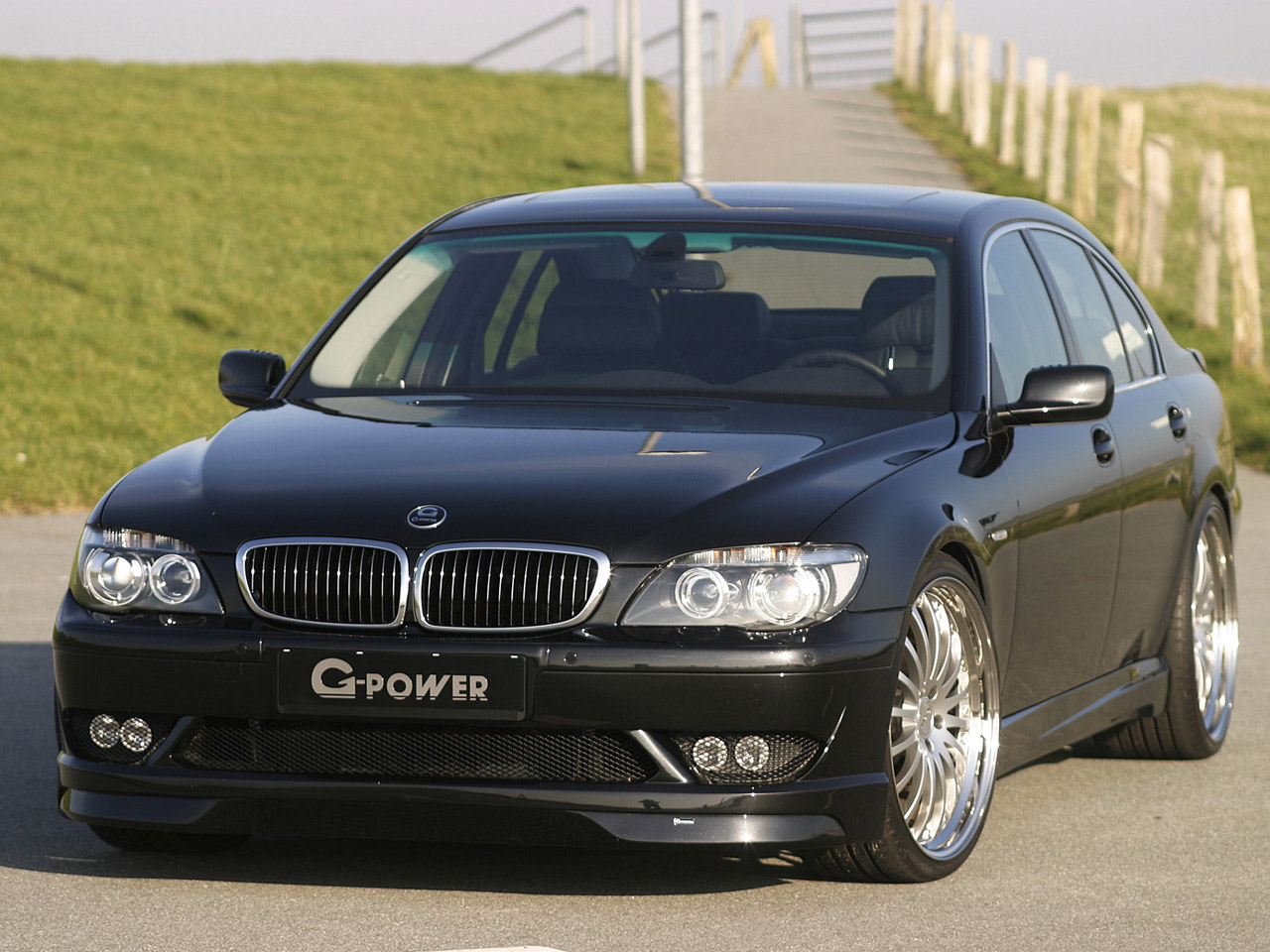 G Power BMW G7 5.2 K (E65) photos - PhotoGallery with 7 ...