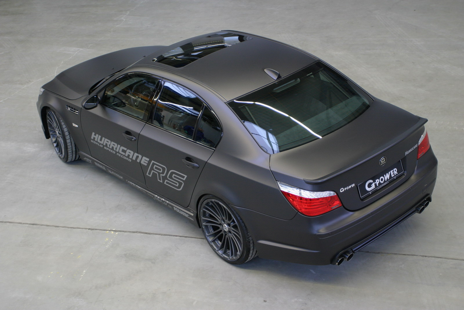 g power bmw hurricane rs e60 picture 61323 g power photo gallery. Black Bedroom Furniture Sets. Home Design Ideas