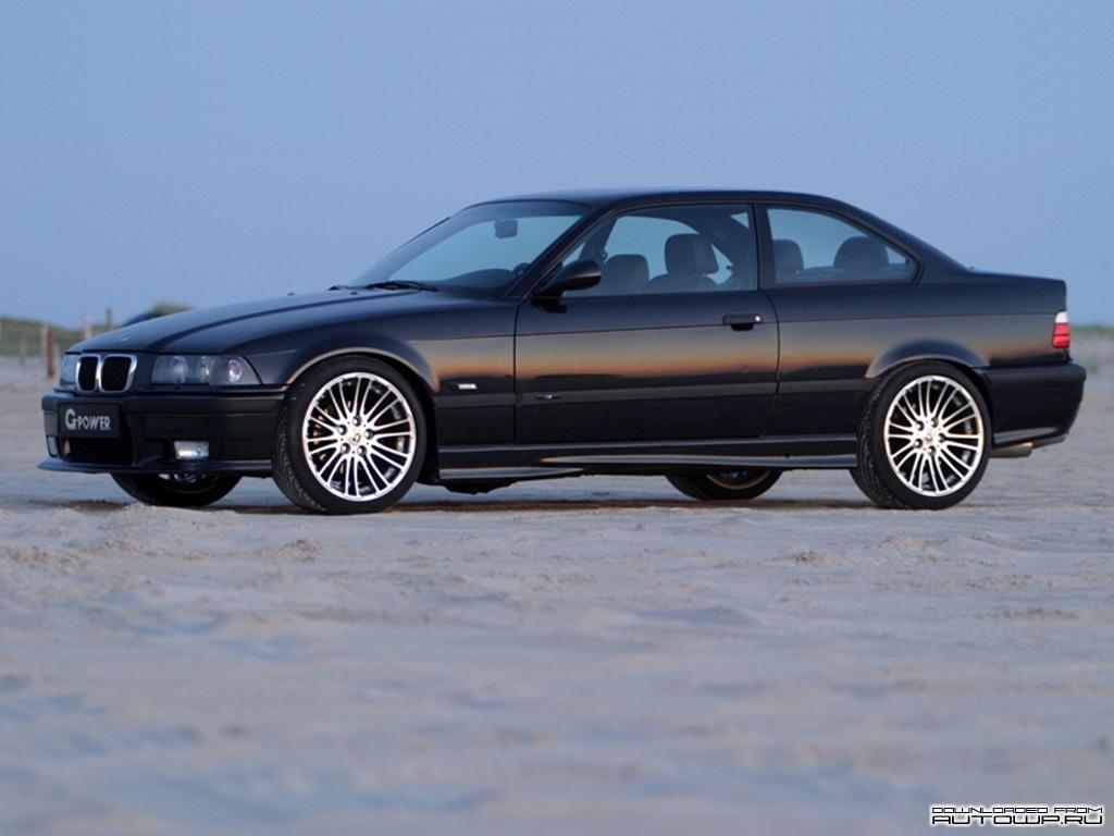 G Power BMW M3 Coupe (E36)