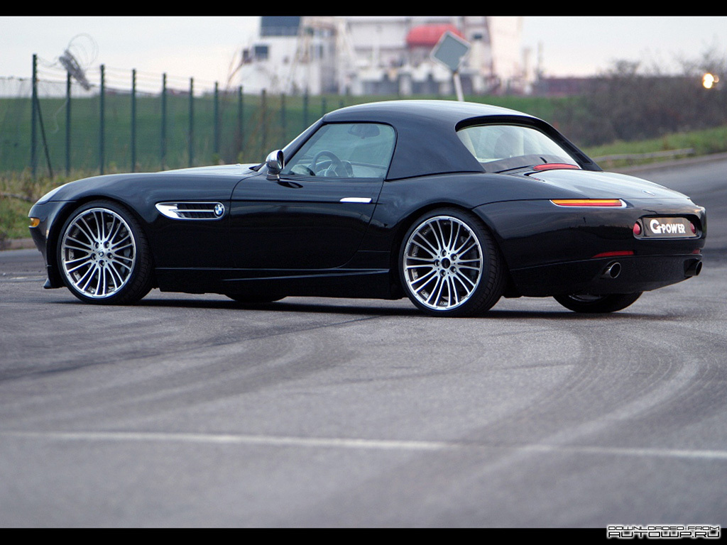 G Power Bmw Z8 E52 Photos Photogallery With 7 Pics