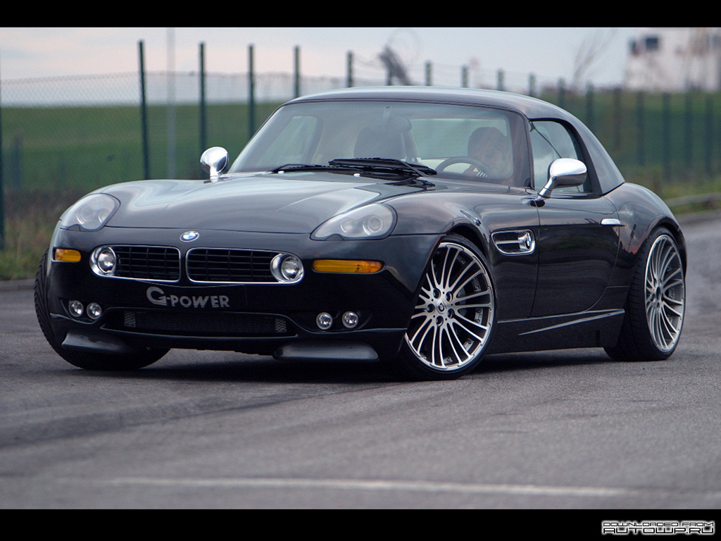 g power bmw z8 e52 photos photogallery with 7 pics. Black Bedroom Furniture Sets. Home Design Ideas