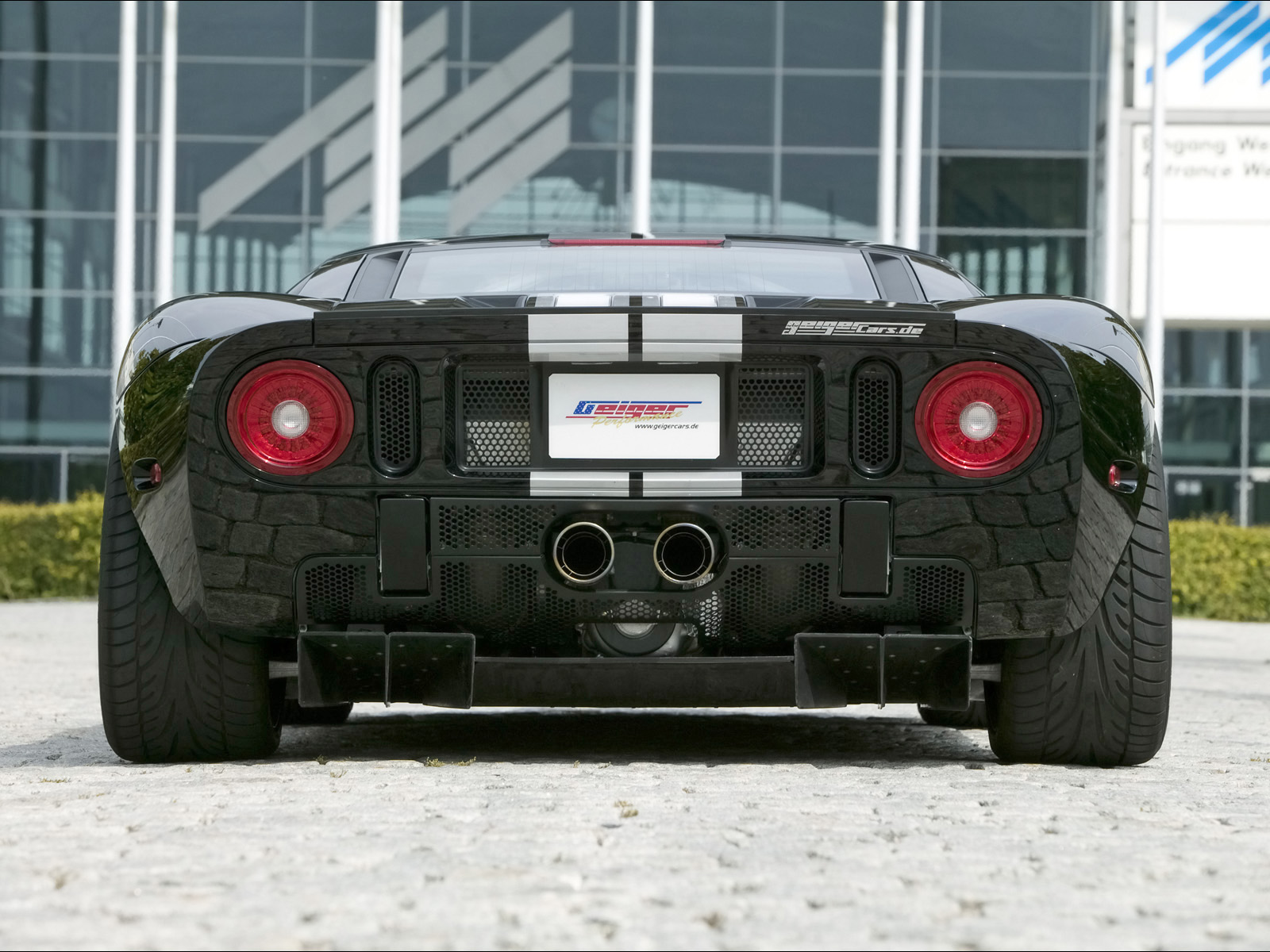 Geigercars Ford Gt Photo