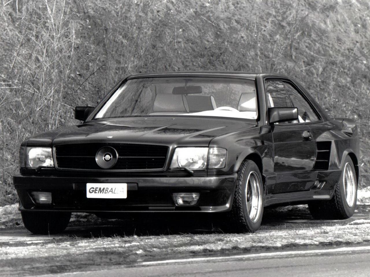 Gemballa Mercedes-Benz 500SEC