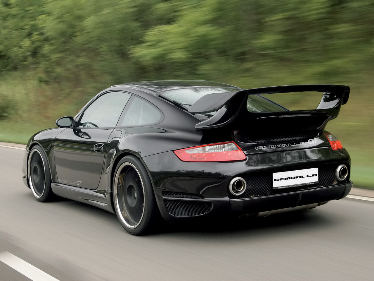Gemballa Turbo Gt 550 Photos Photogallery With 4 Pics