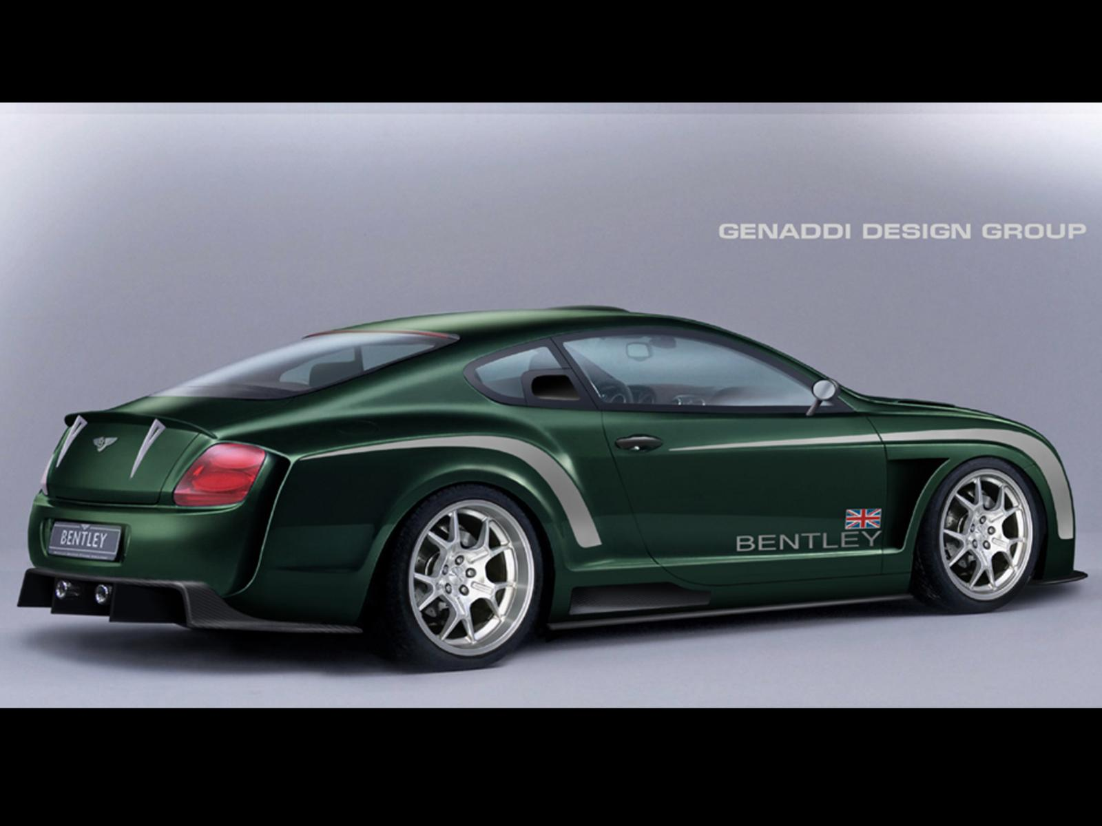 Genaddi Design Bentley Continental GT/LM photo #17318