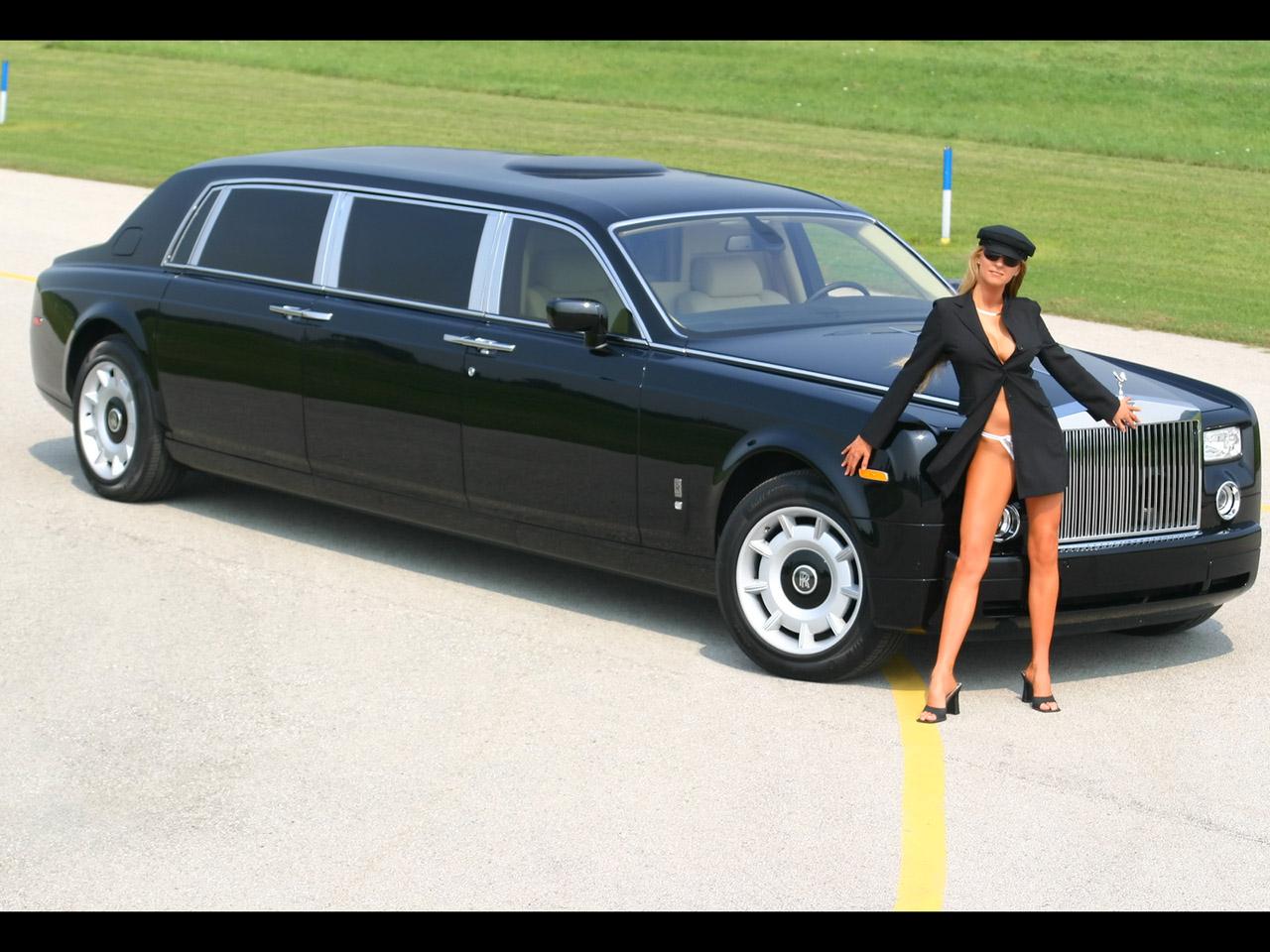 Genaddi Design Rolls Royce Phantom Photos