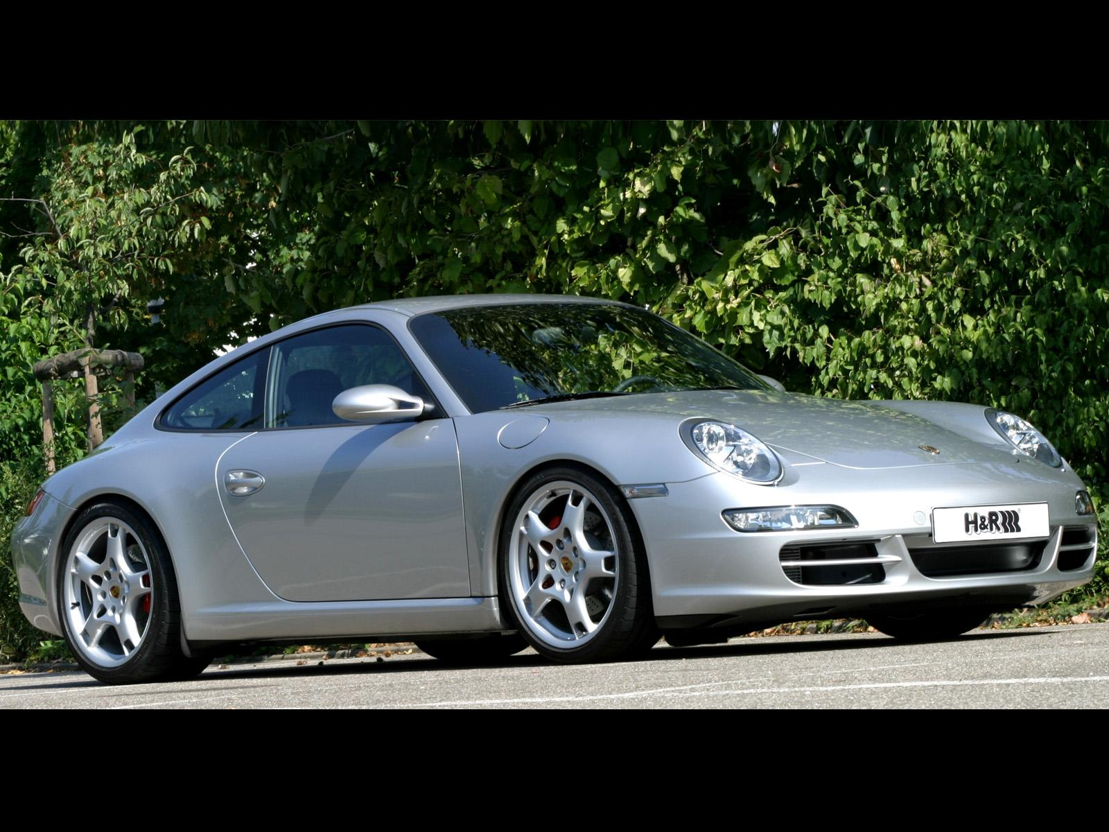 h r springs porsche 997 911 carrera photos photogallery with 1 pics. Black Bedroom Furniture Sets. Home Design Ideas
