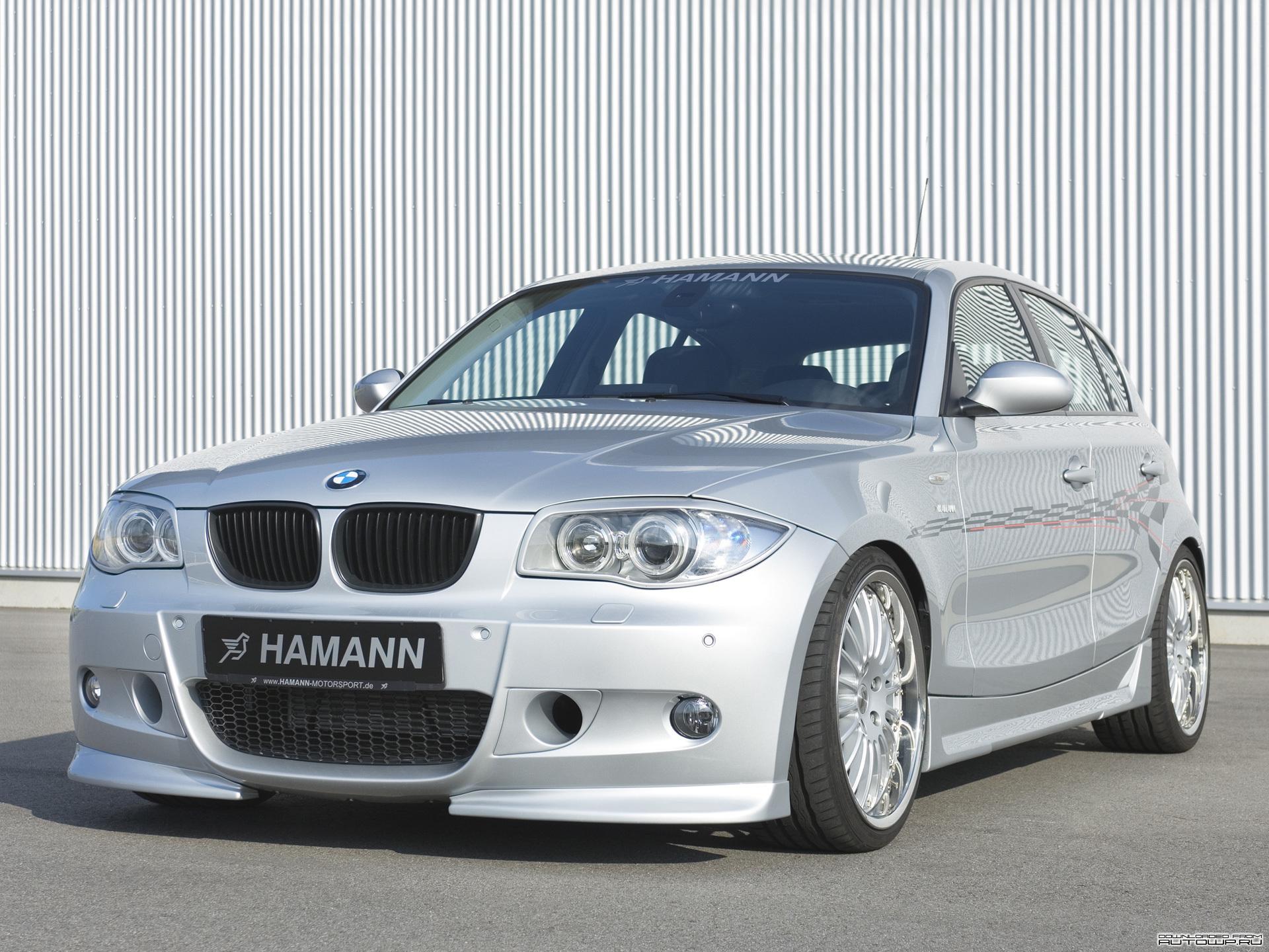 Hamann bmw 1 series 5 door e87 picture 59509 hamann for 1 series bmw 5 door